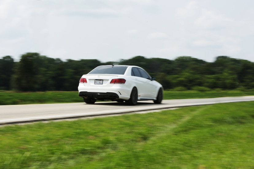 2014 Mercedes-Benz E63 AMG Alpha 7 by AMS Performance Review