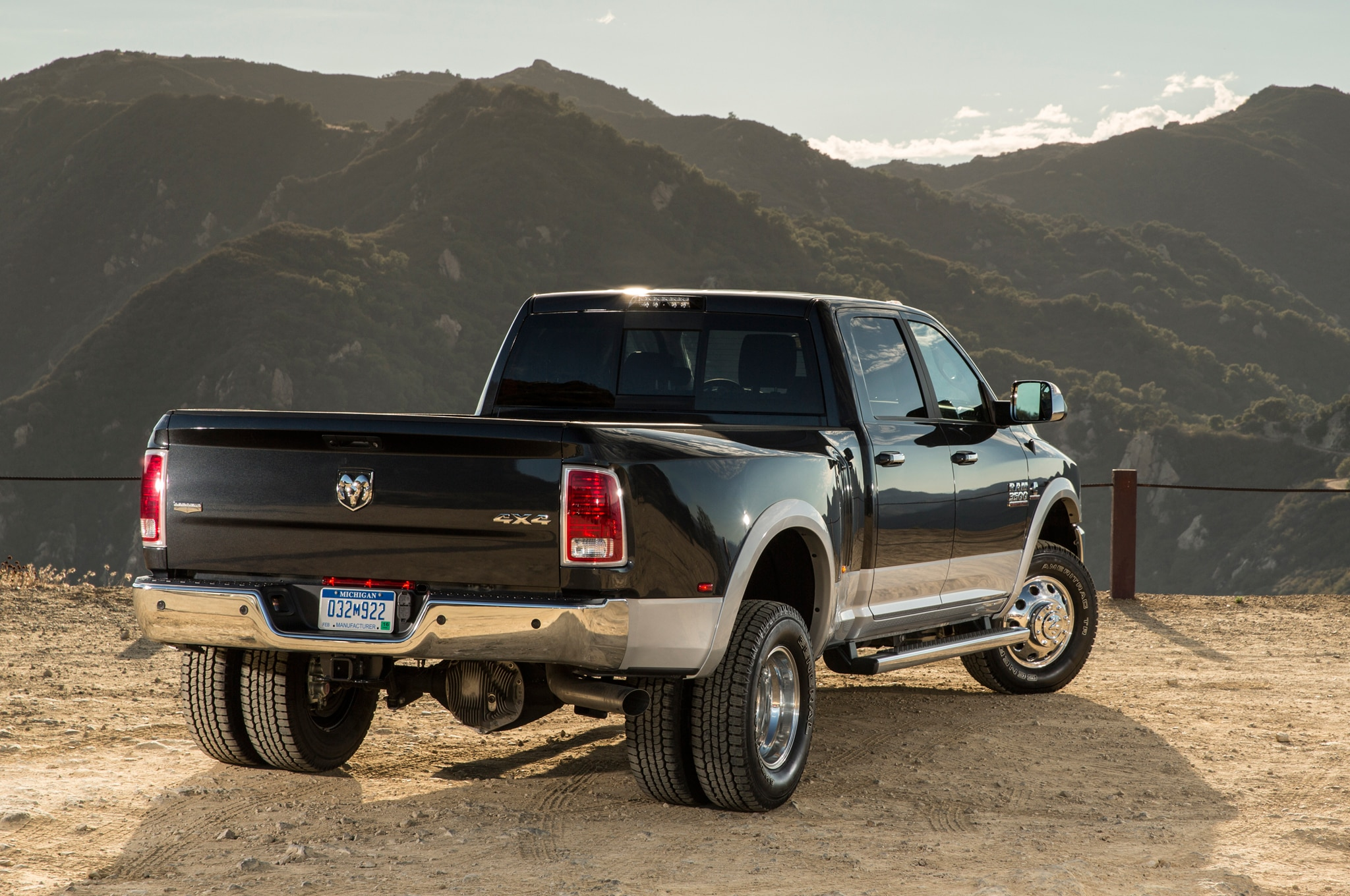 2015 Ram 2500, 3500 HD Revised for Higher Payload Rating