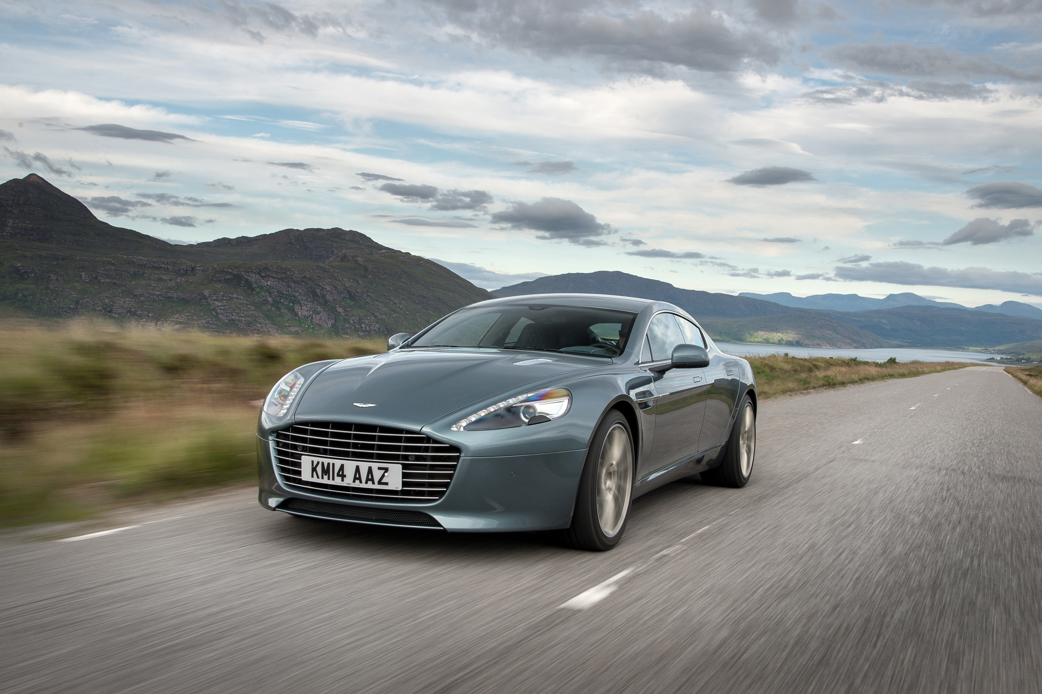 Aston Martin Vanquish Rapide S Review - Aston martin rapide s