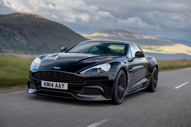 2015 Aston Martin Vanquish Rapide S Review