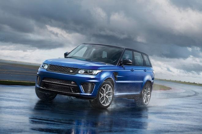 2015 Land Rover Range Rover Sport SVR Promo1