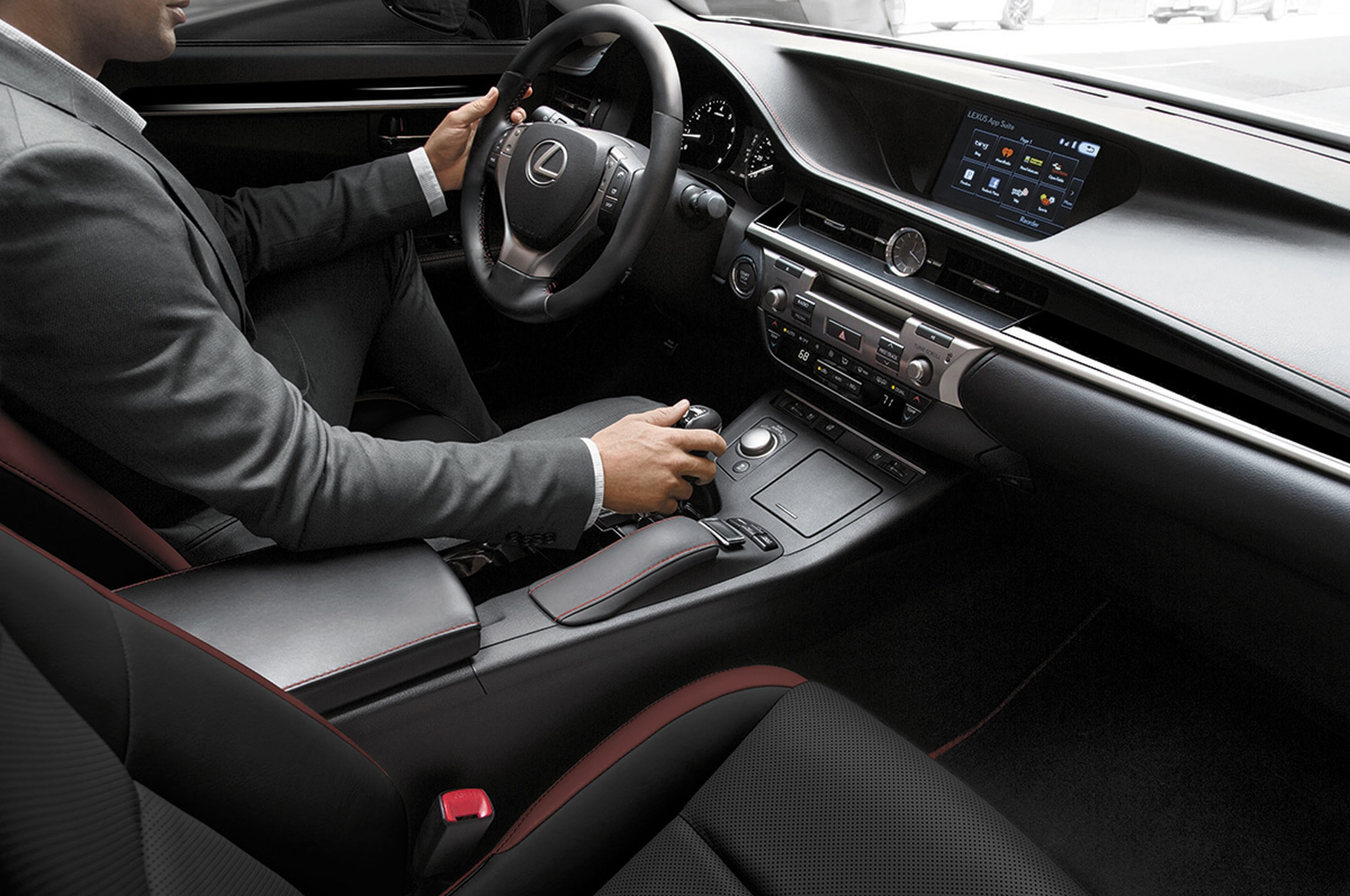 lexus crafted line coming to select 2015 models