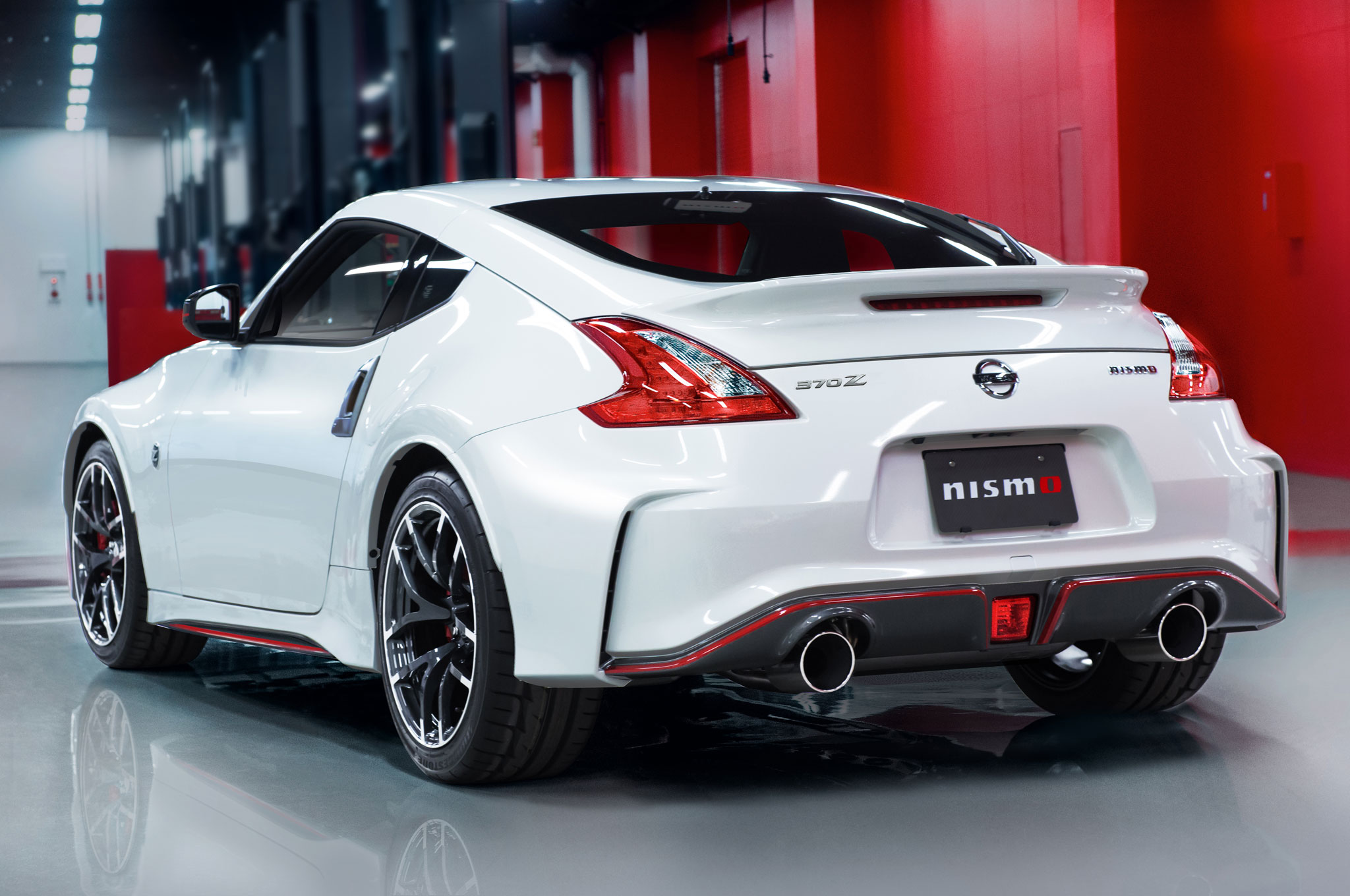 Even Aside From The New Equipment, The 2015 Nissan 370Z ...