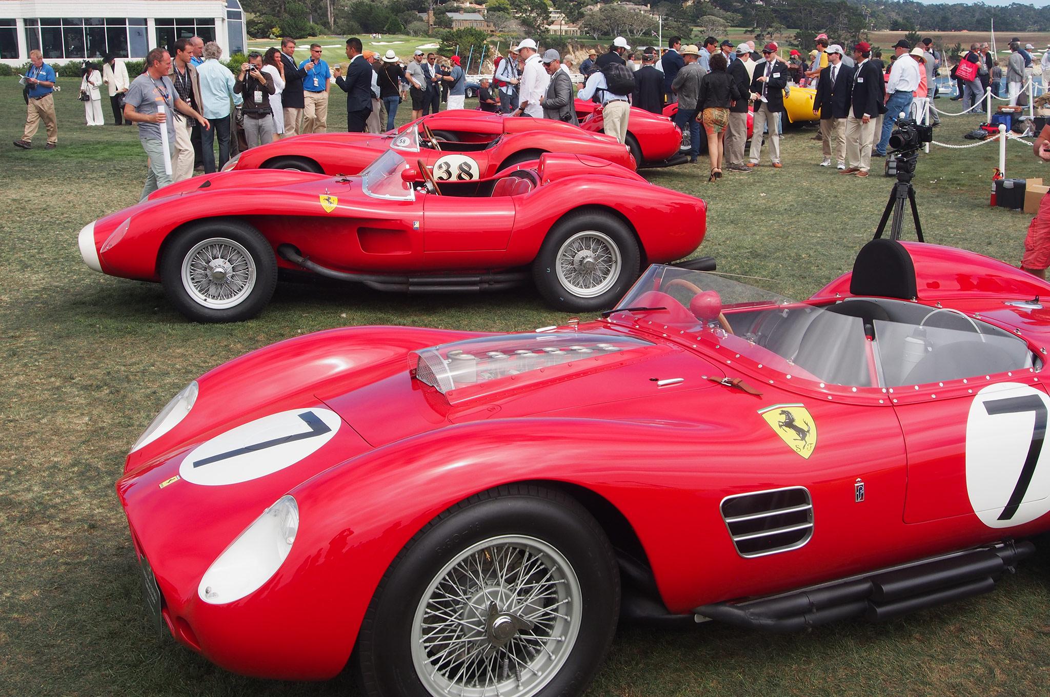 Ferrari 250 Testa Rossa Group 21