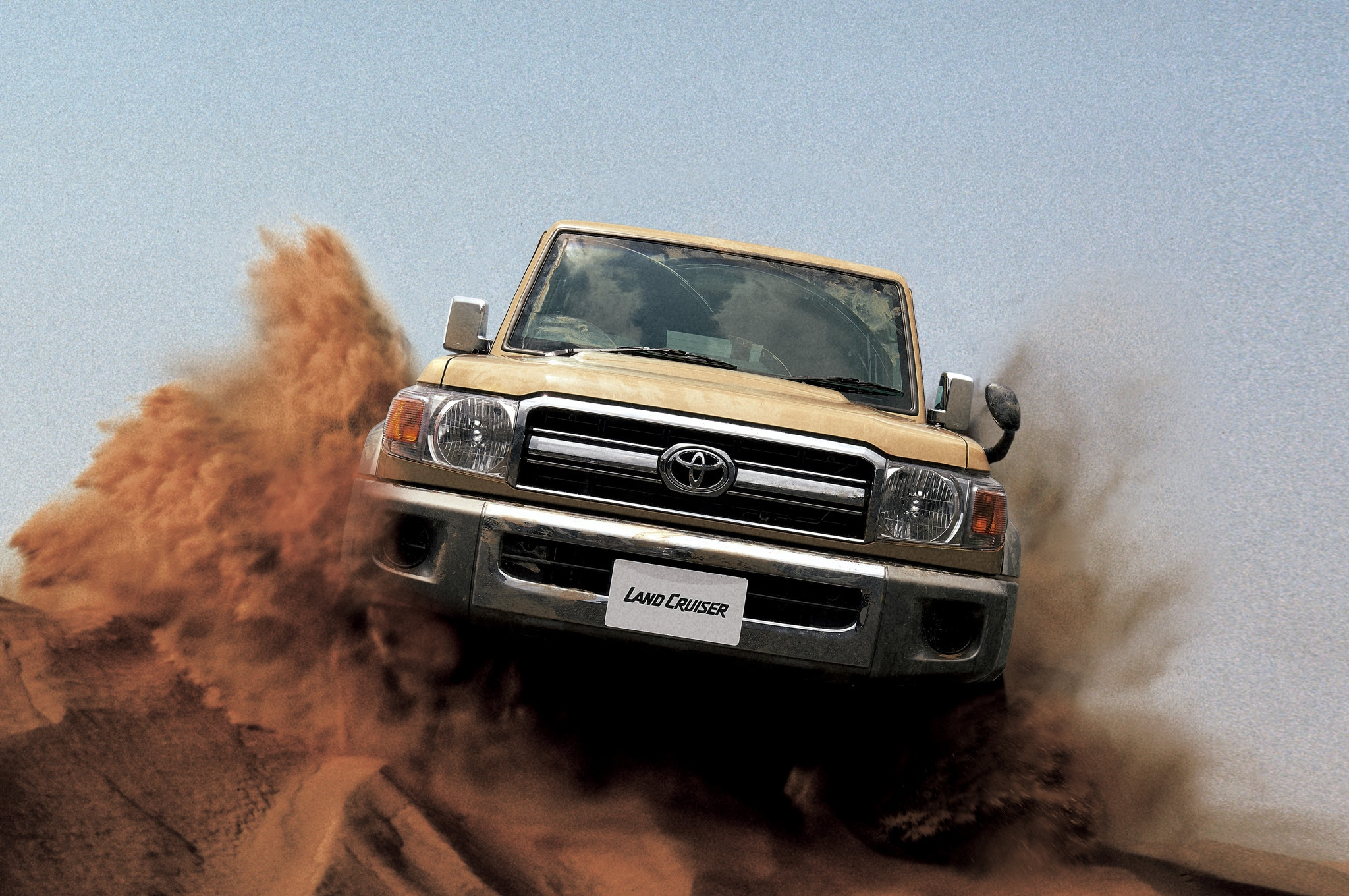 Toyota To Re Release Land Cruiser 70 In Japan For 30th