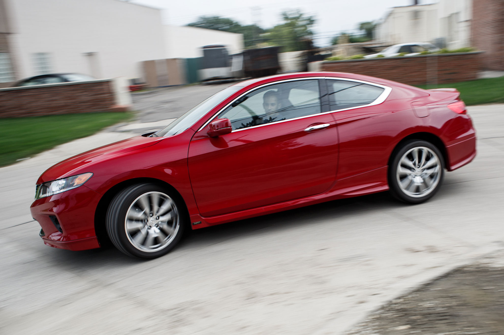 2014 Honda Accord EX-L V-6 - What About the Performance Package?