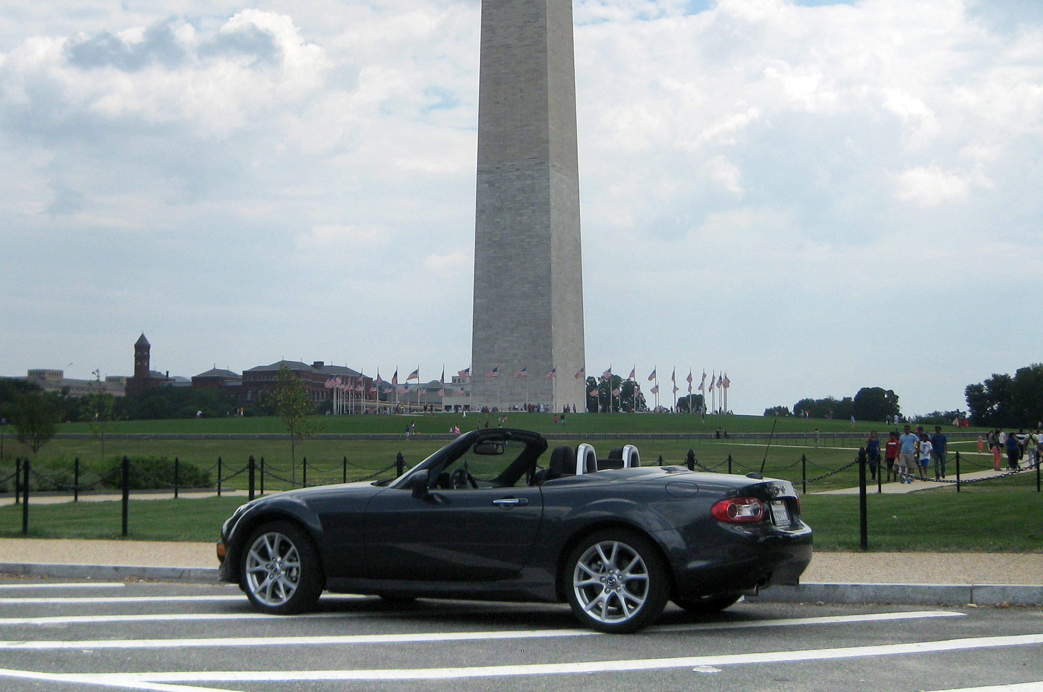 2014 Mazda Miata GT Profile By Washington Monument1