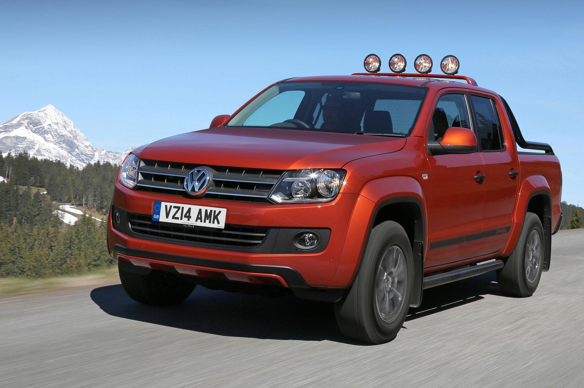 2014 Volkswagen Amarok Canyon Review Vw 2 0 Petrol Engine Diagram Show More
