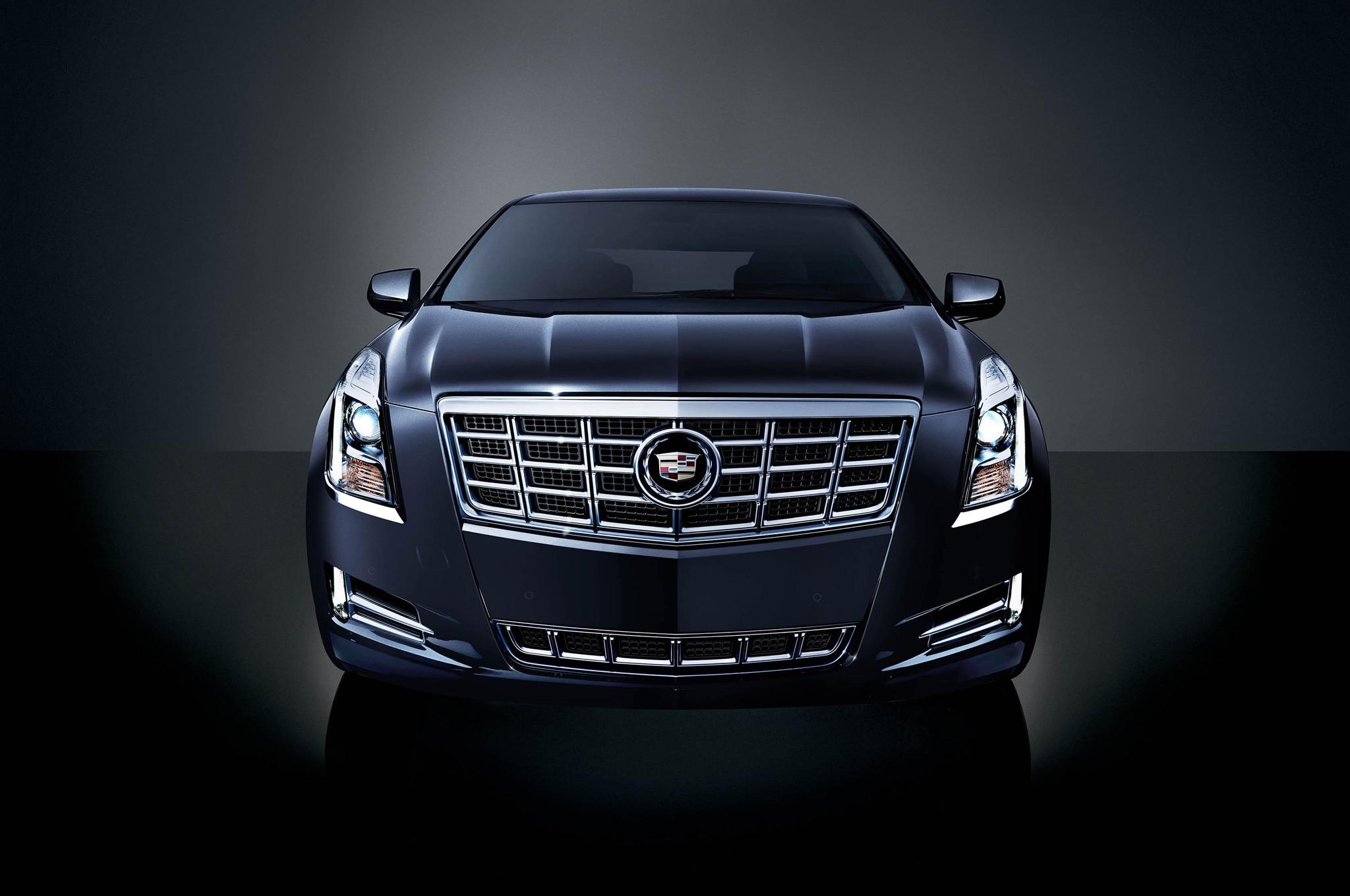 2015 Cadillac XTS Front End