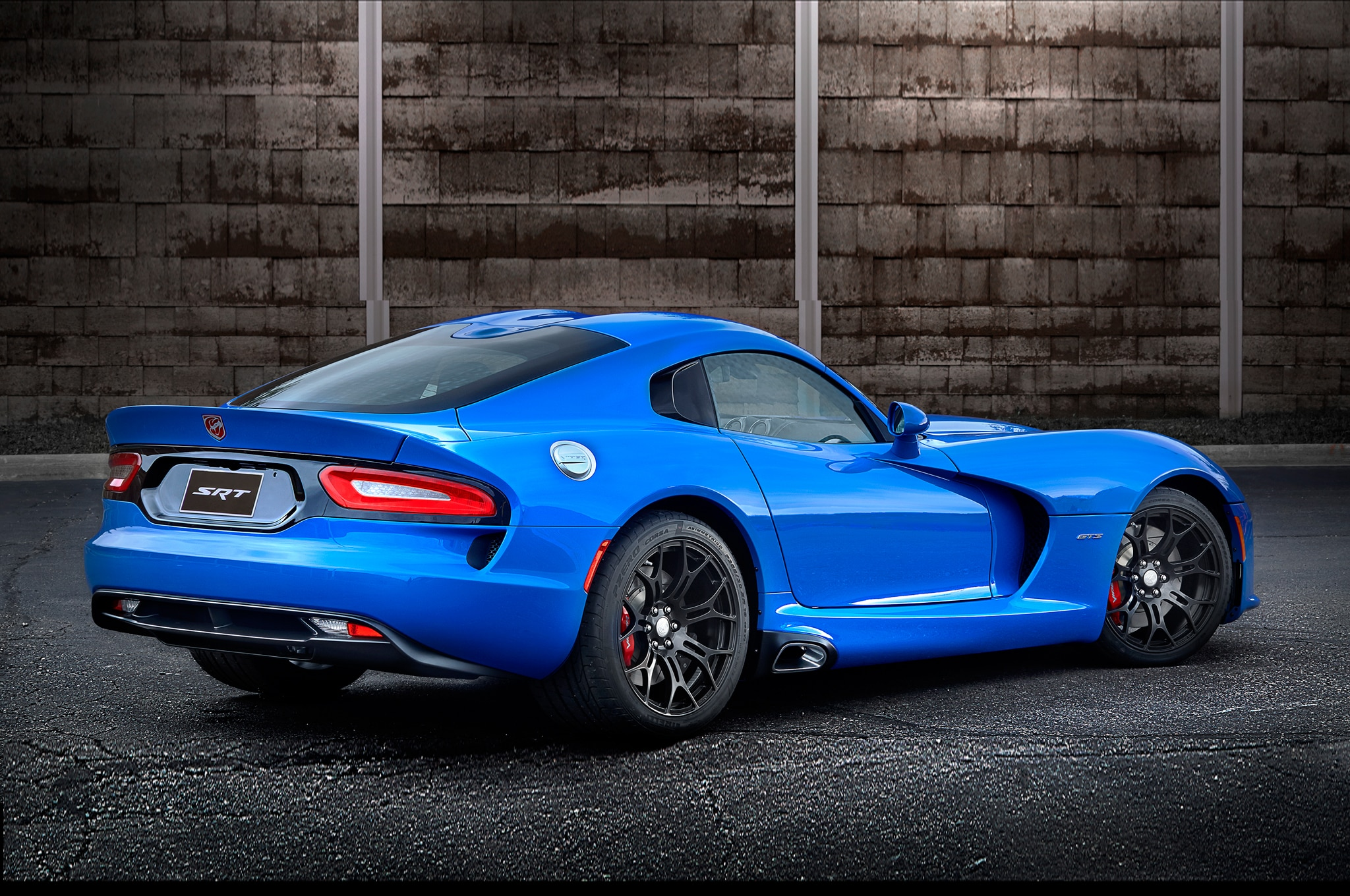 2015 Dodge Viper GT, Viper TA 2.0 Join SRT Stable