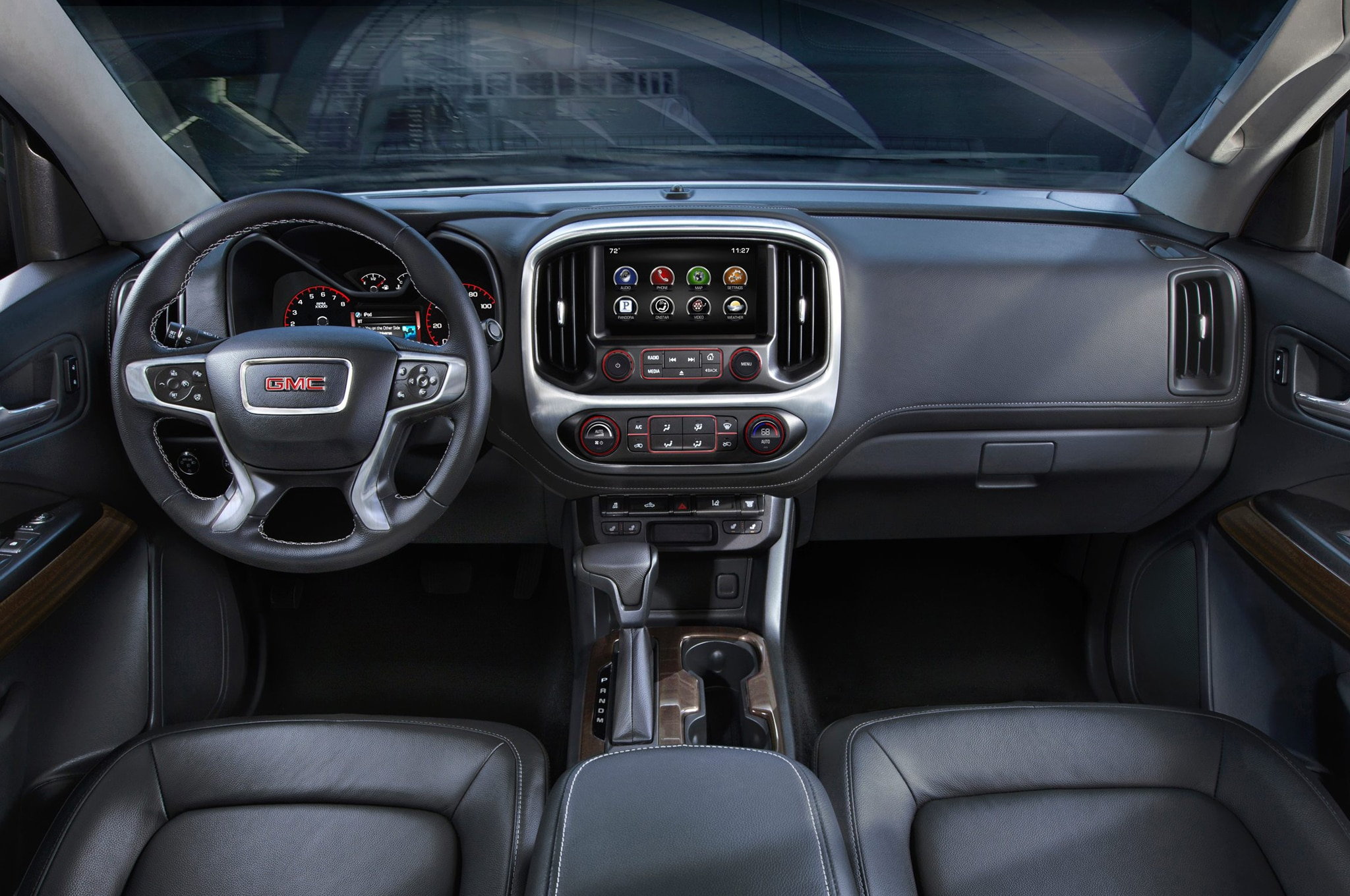 gmc canyon manual transmission review
