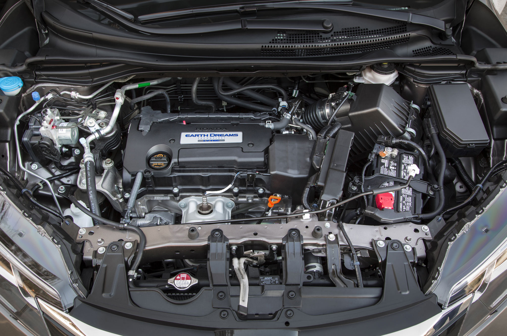 2015 Honda CR V Refreshed With New Engine Improved MPG