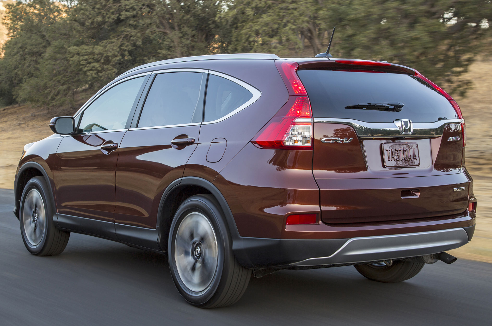 2015 Honda Cr V Refreshed With New Engine Improved Mpg Show More