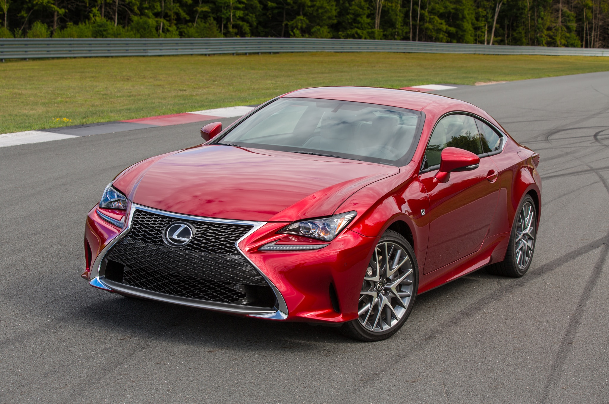 2016 Lexus RC 350 F Sport One Week Review | Automobile ...