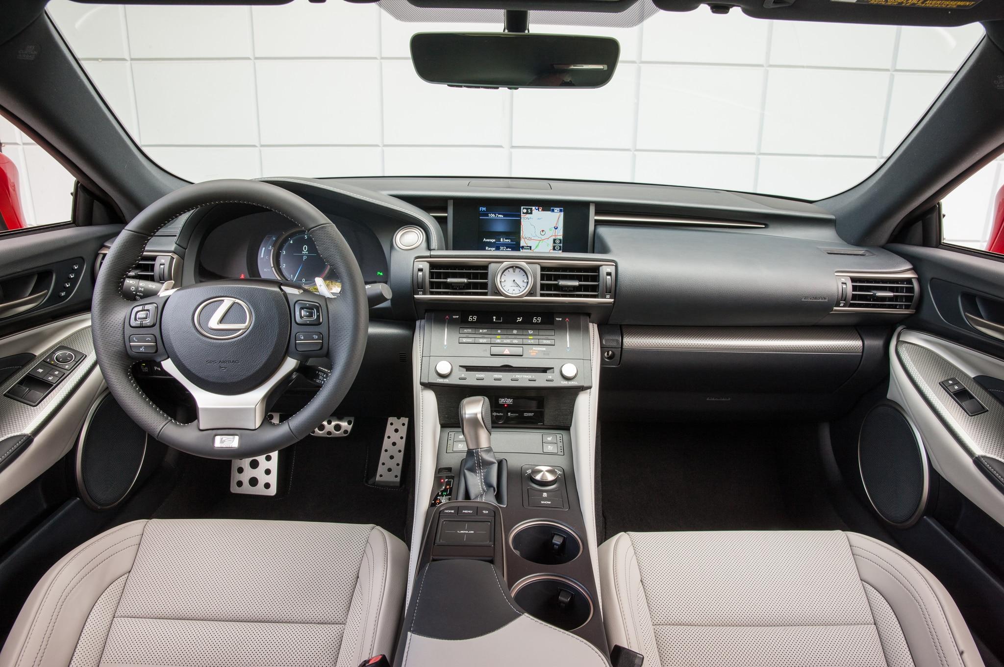 2015 Lexus Gs 350 F Sport For Sale >> 2016 Lexus RC 350 F Sport One Week Review | Automobile Magazine