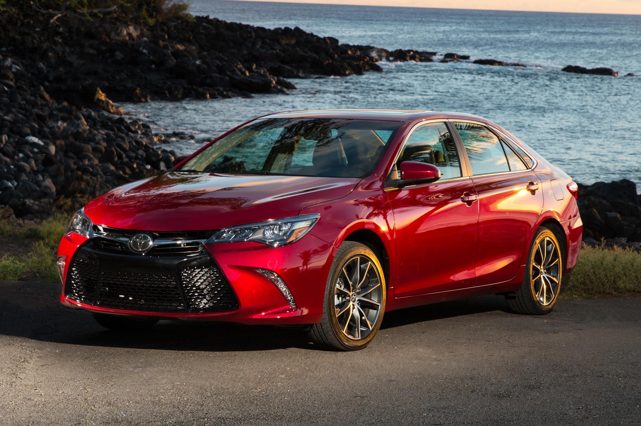 Toyota camry 2015 xse price