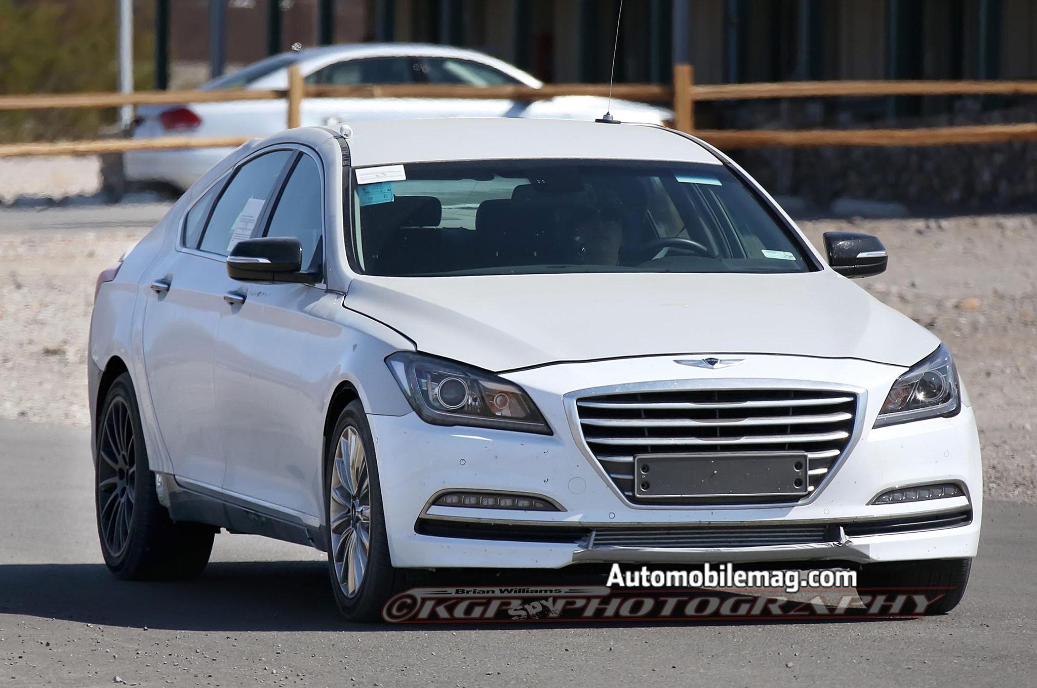 The Hyundai Equus