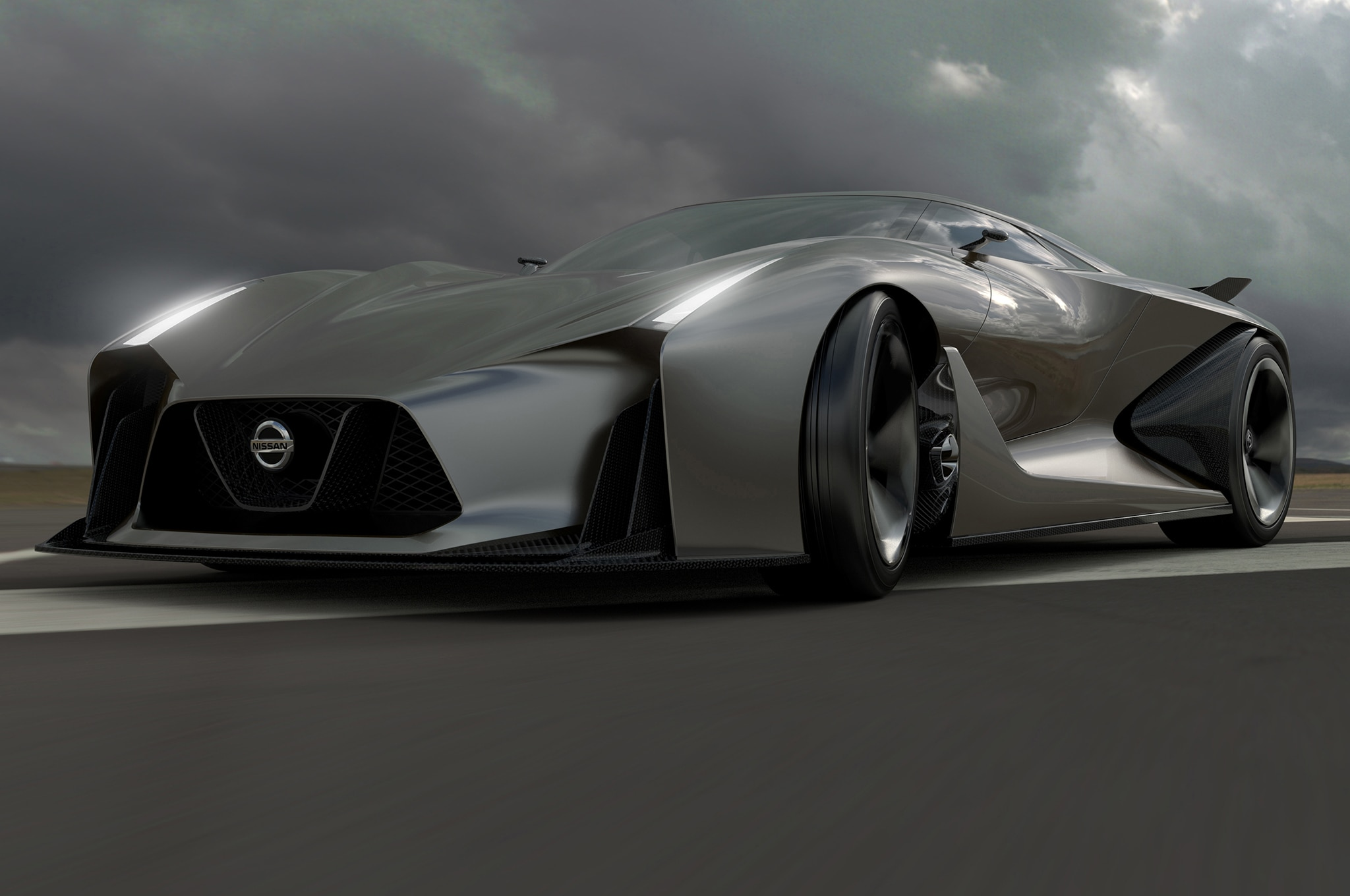 Report: Next Nissan GT-R to Use Hybrid Power