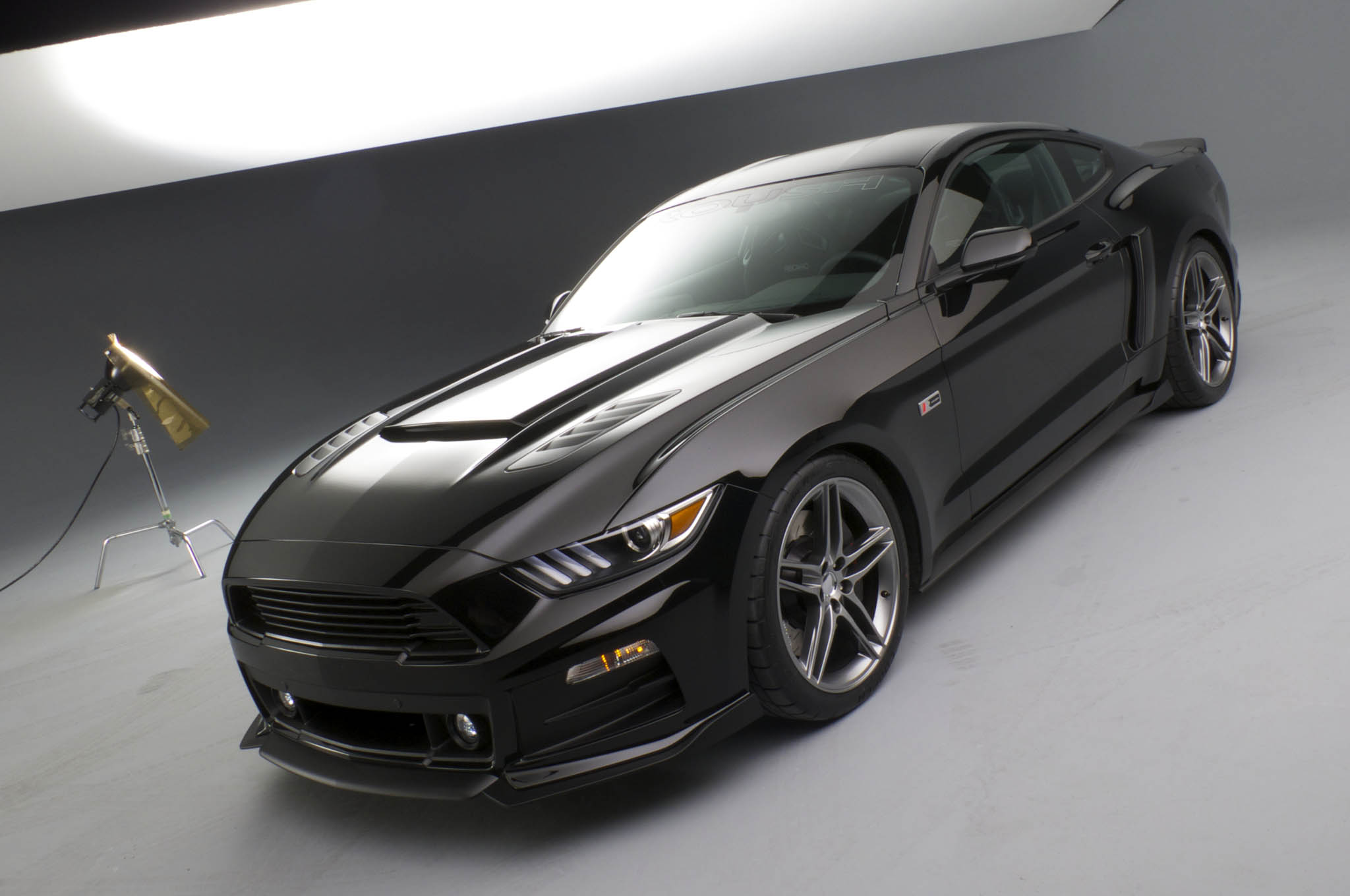 Like It Has With Previous Mustangs