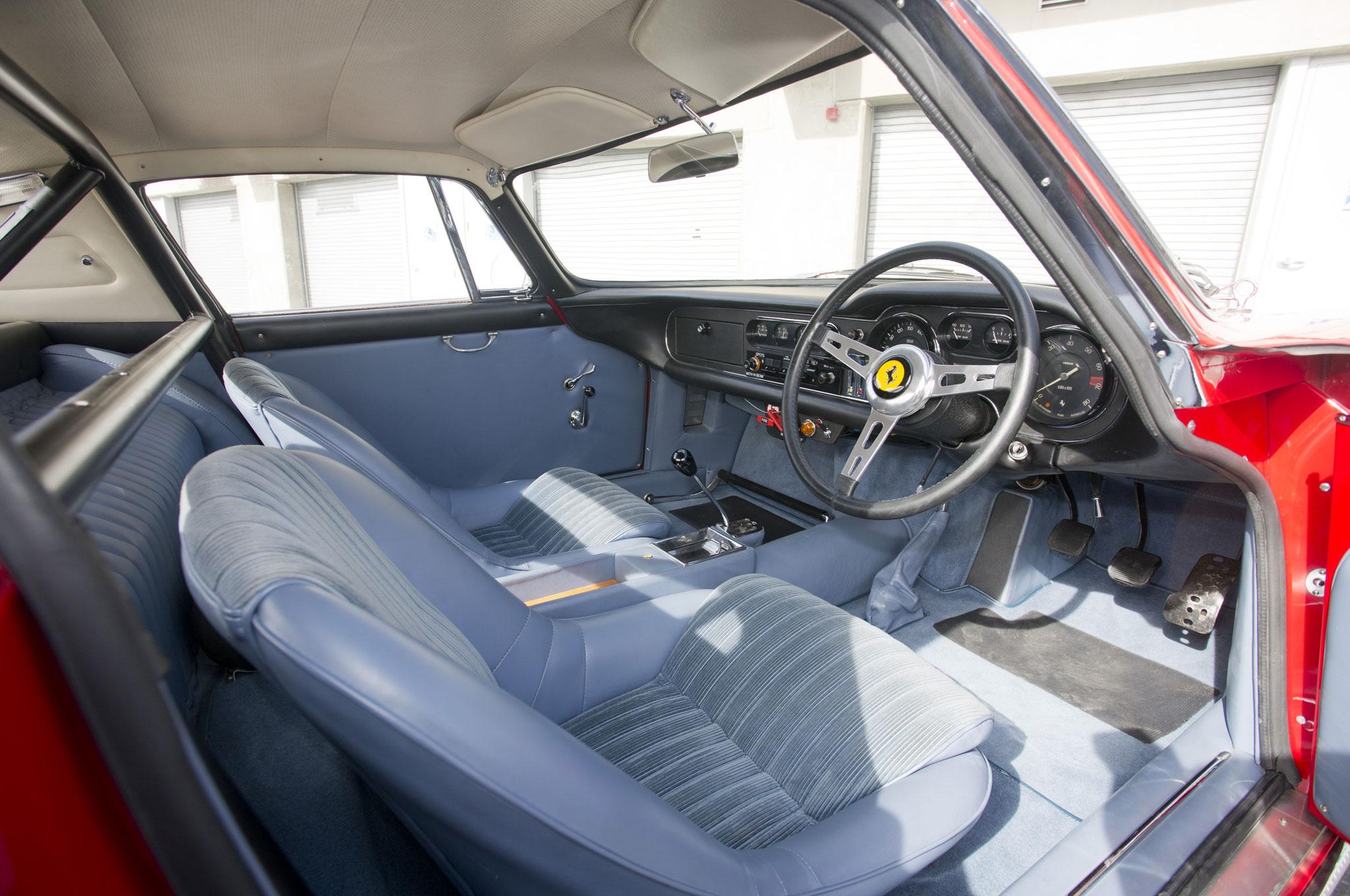 Rare 1966 Ferrari 275 Gtb Competizione To Be Auctioned