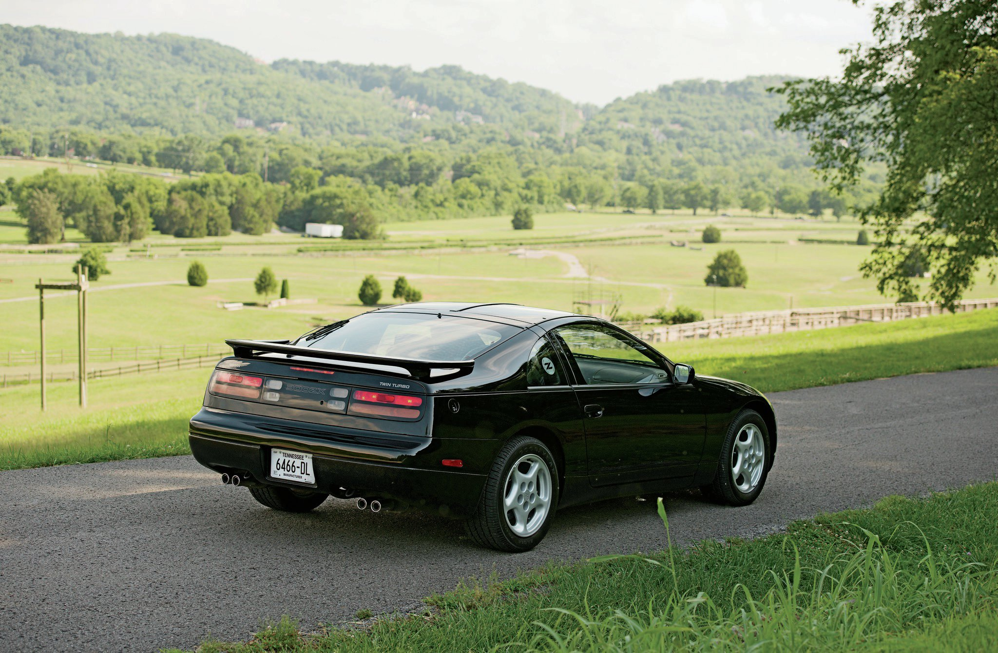 collectible classic 1990 1996 nissan 300zx. Black Bedroom Furniture Sets. Home Design Ideas