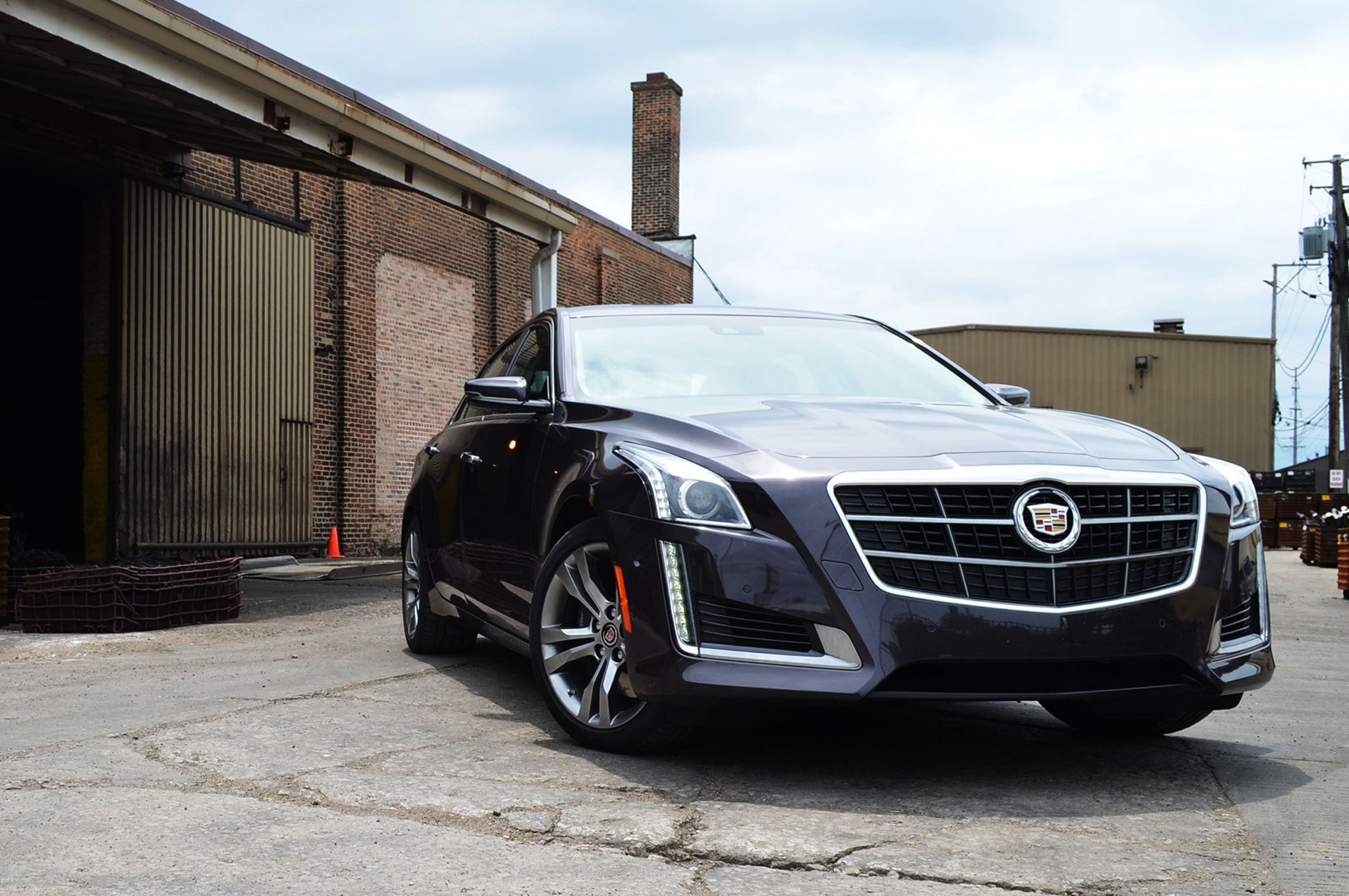 2014 cadillac cts vsport getting to grips with the sedan