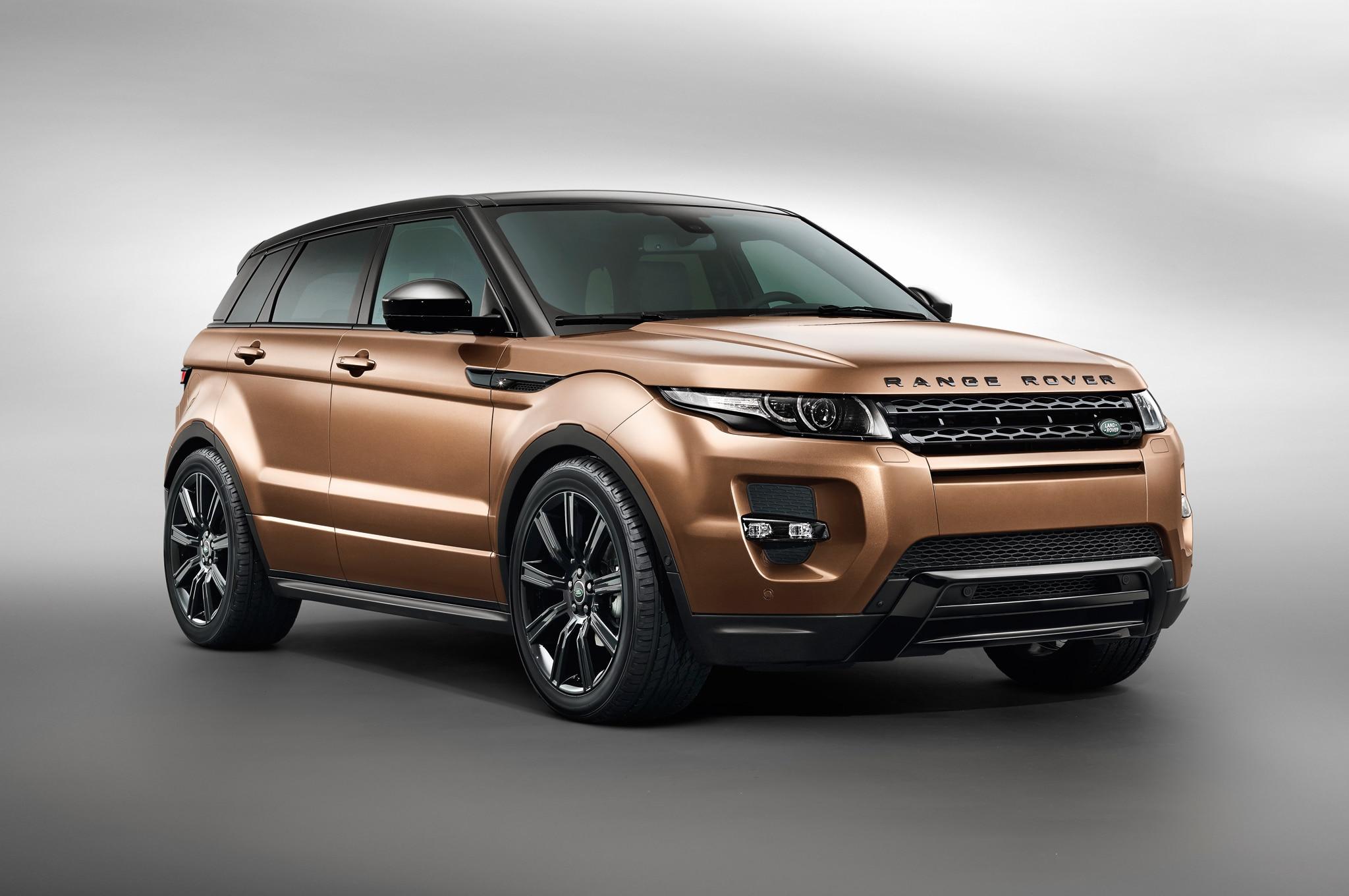 2014 Land Rover Range Rover Evoque: Around The Block