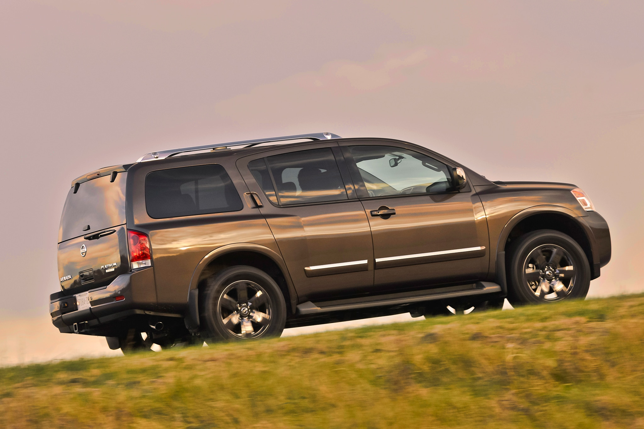 2015 Nissan Armada Base Price Rises Slightly To 39 055