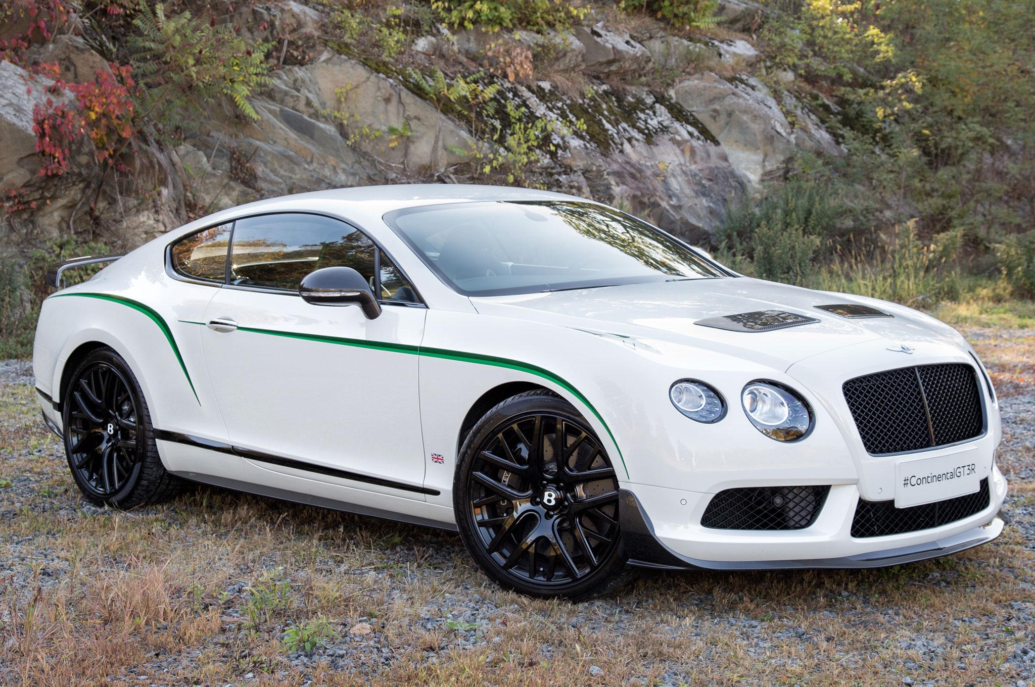 Bentley gt3r specs