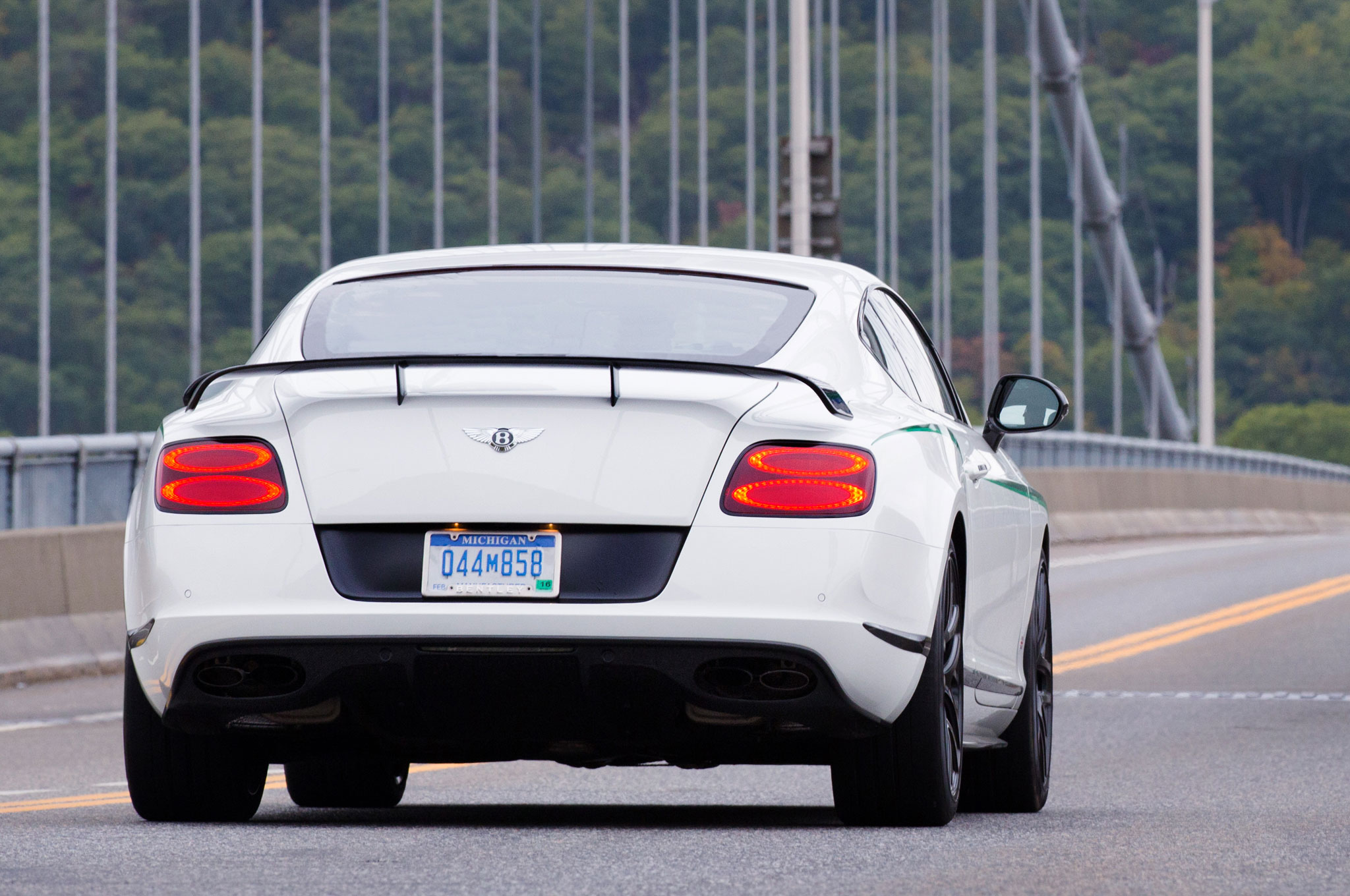 2015 Bentley Continental GT3-R Review