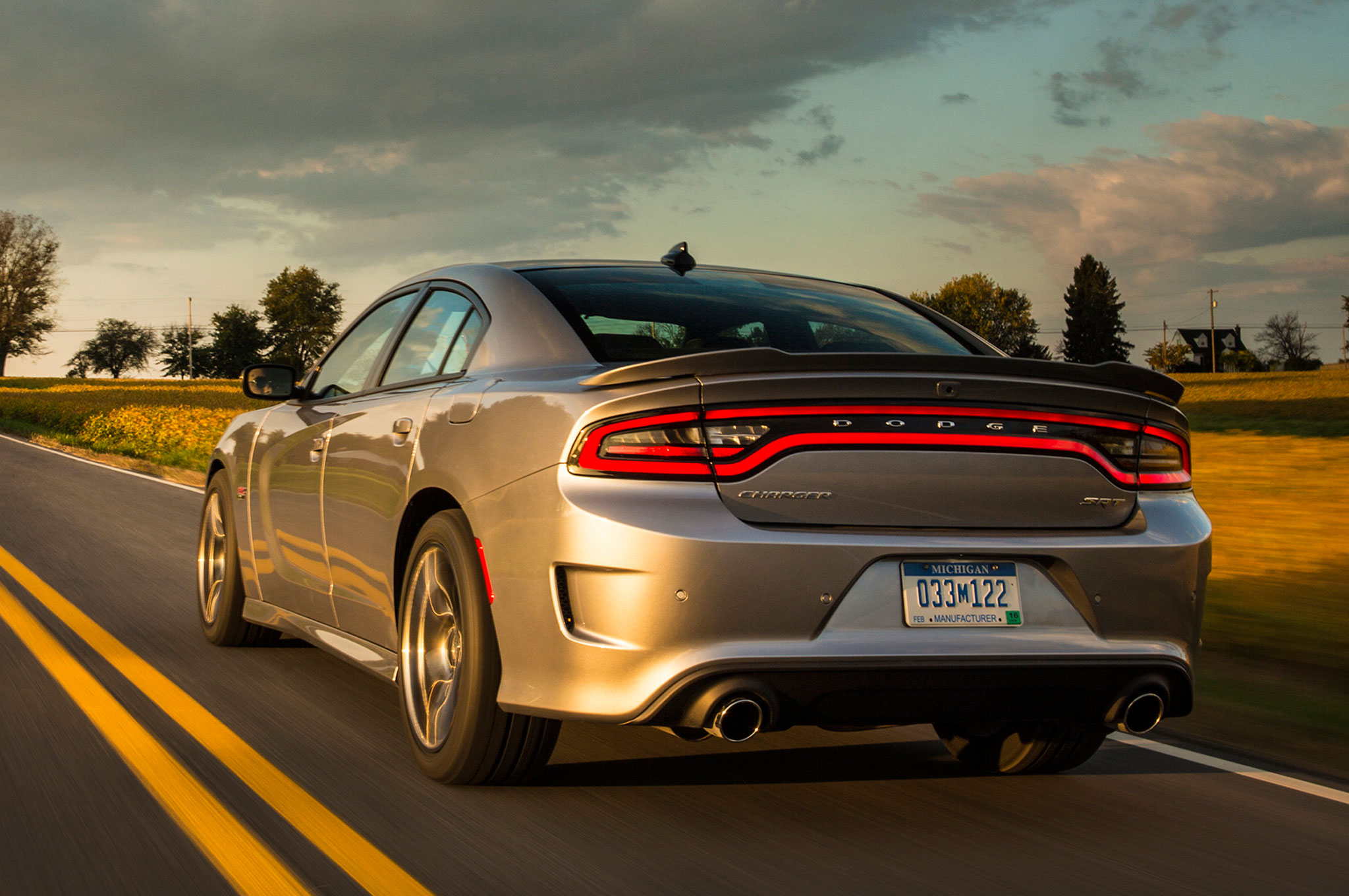 2015 Dodge Charger SXT R T and SRT 392 Review