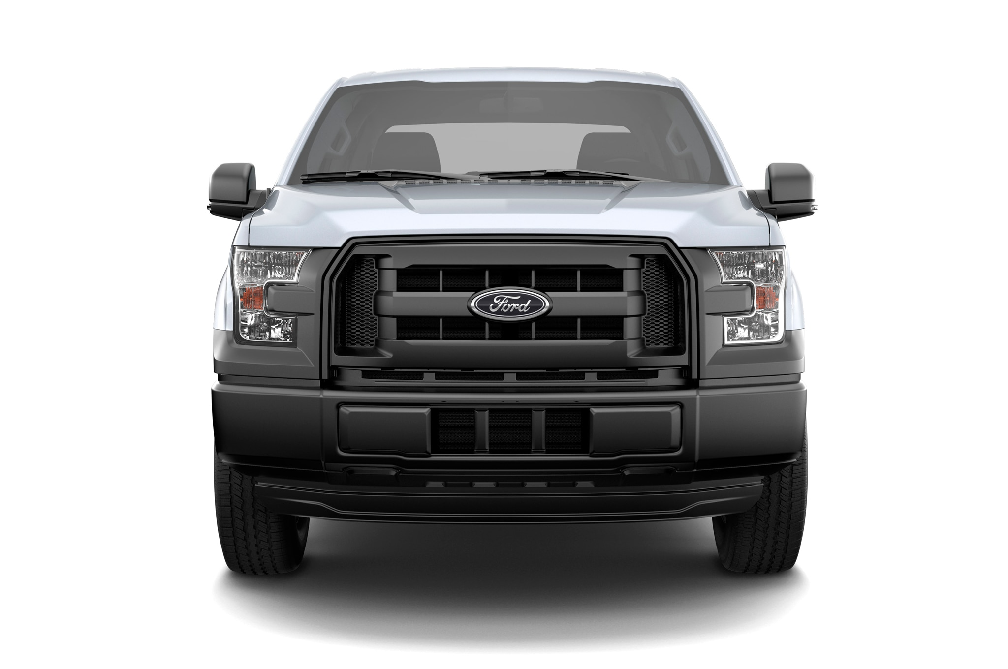 2015 Ford F 150 Regular Cab >> 2015 Ford F-150 Review