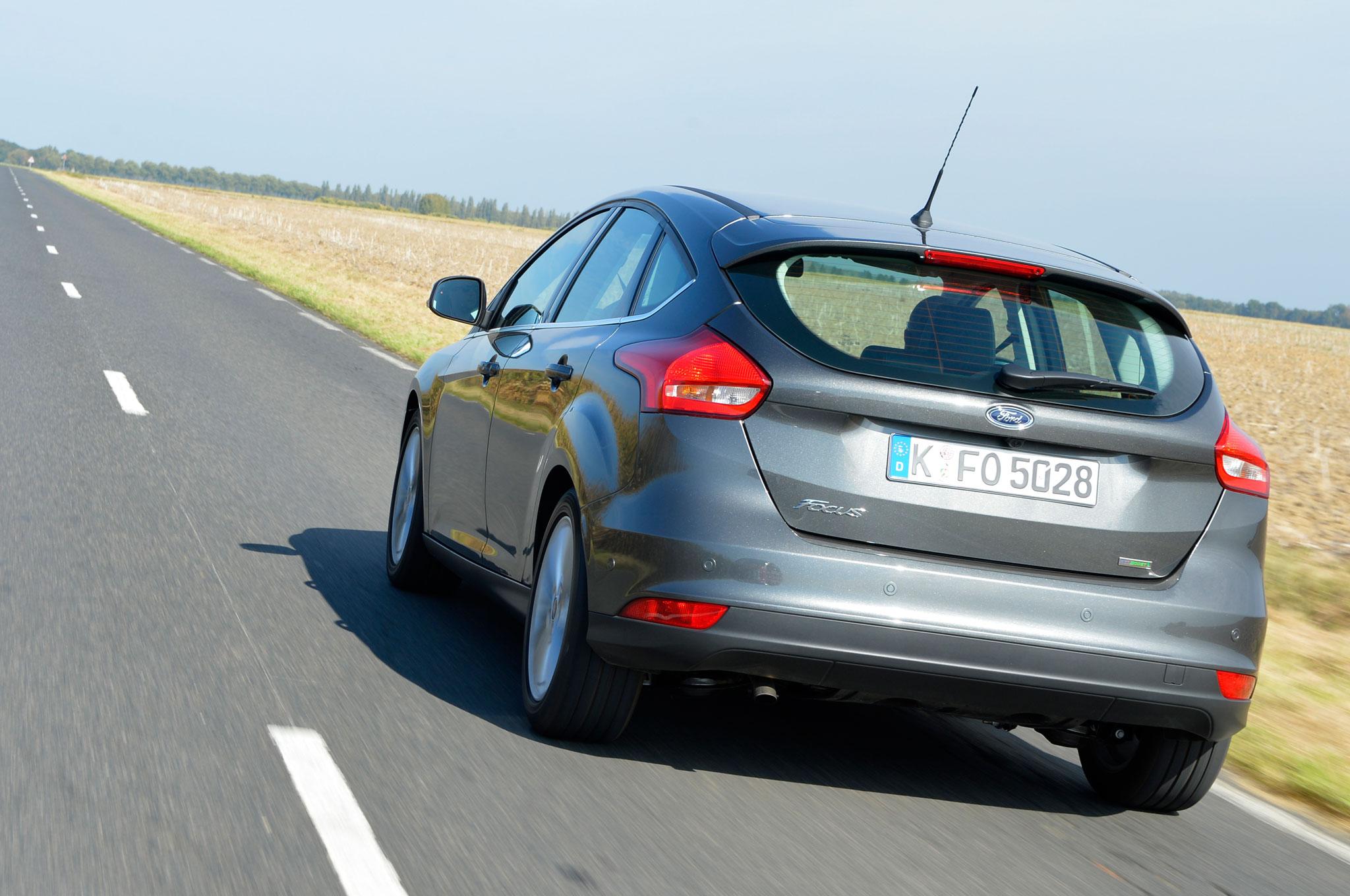 2015 Ford Focus 1 0 EcoBoost European Spec Review