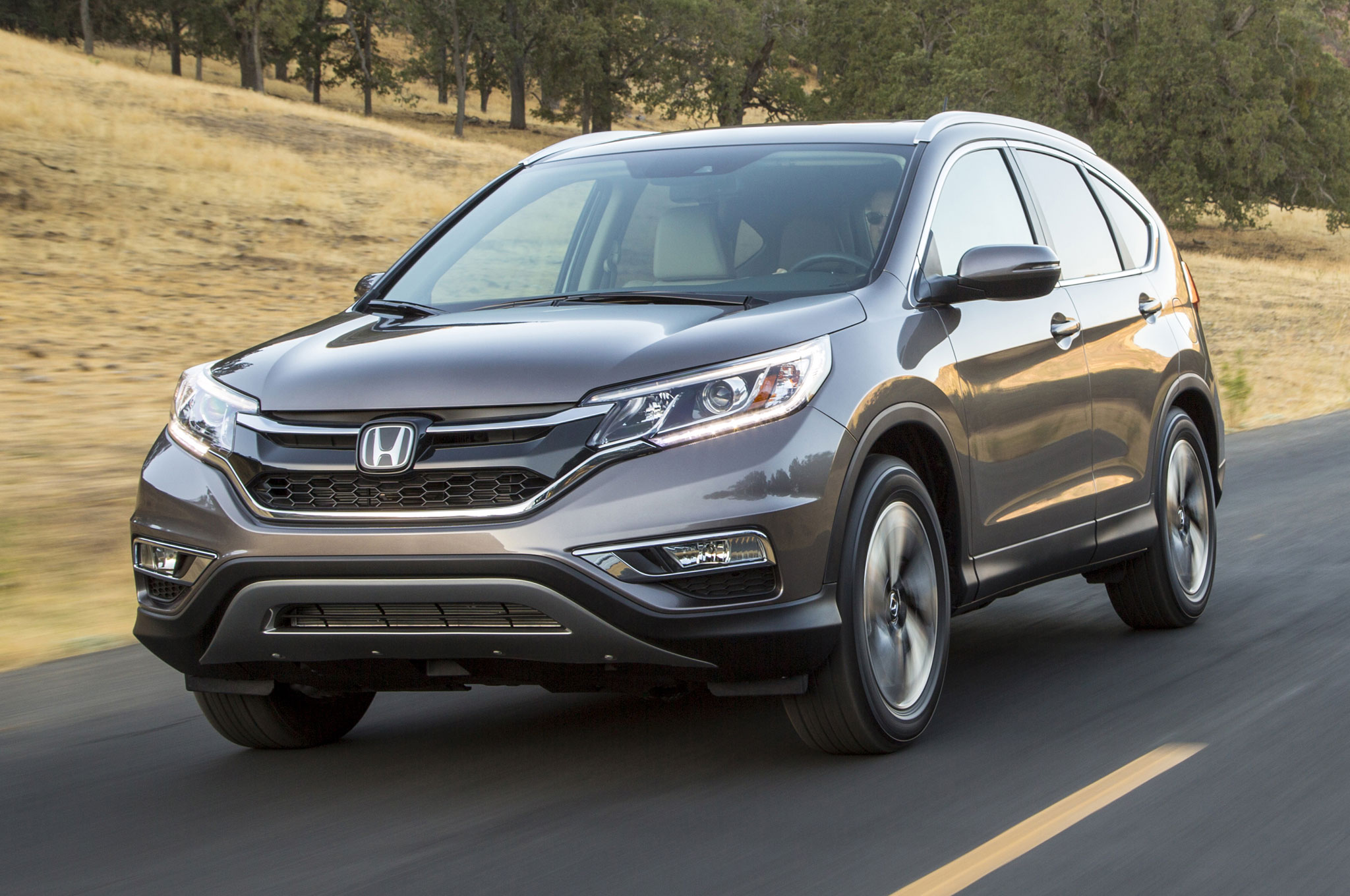 2015 Honda CR V Review. /106. Advertisement. To Skip. 1|106