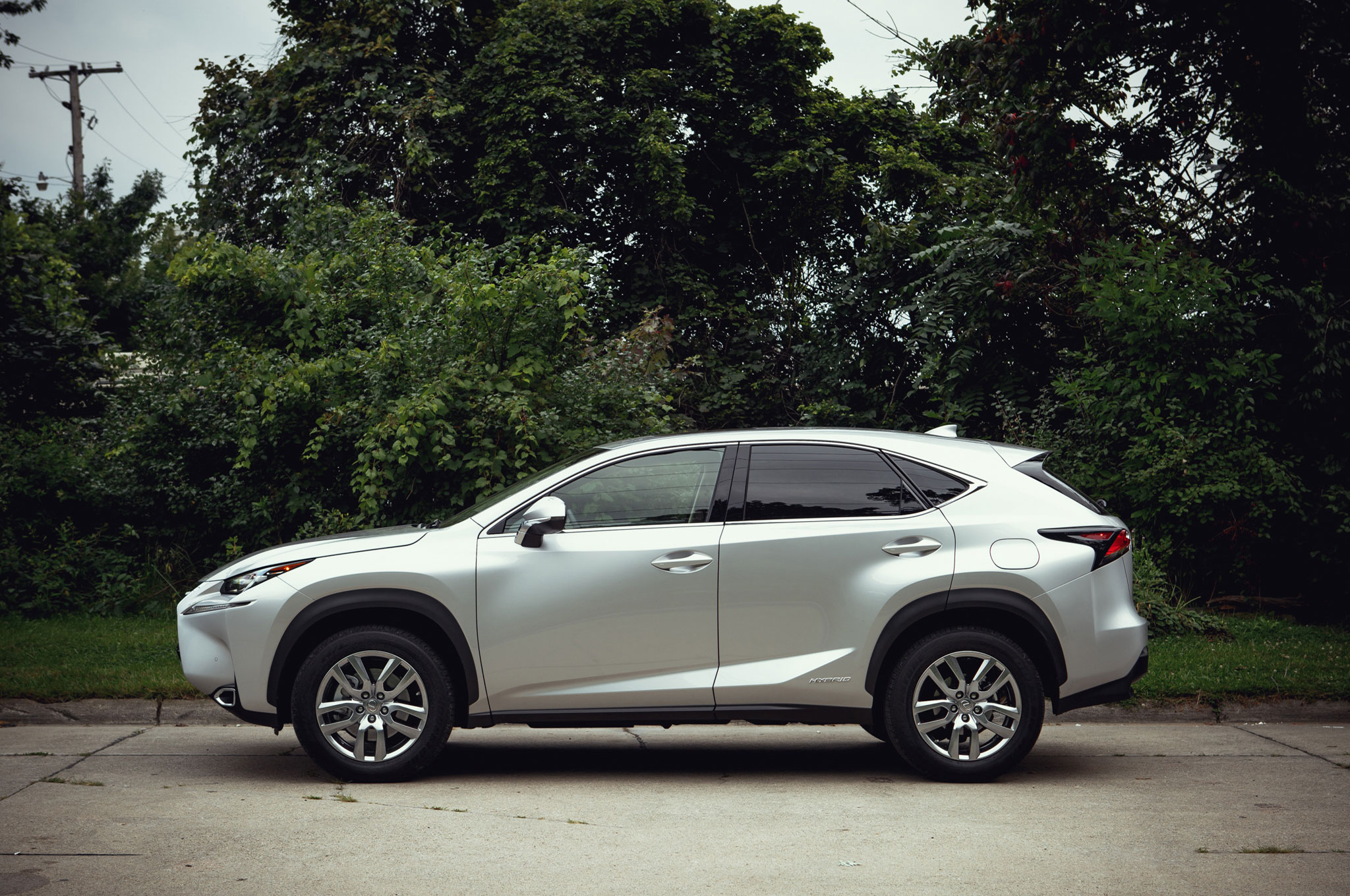 Lexus Nx Hybrid >> 2015 Lexus NX 300h: Around the Block