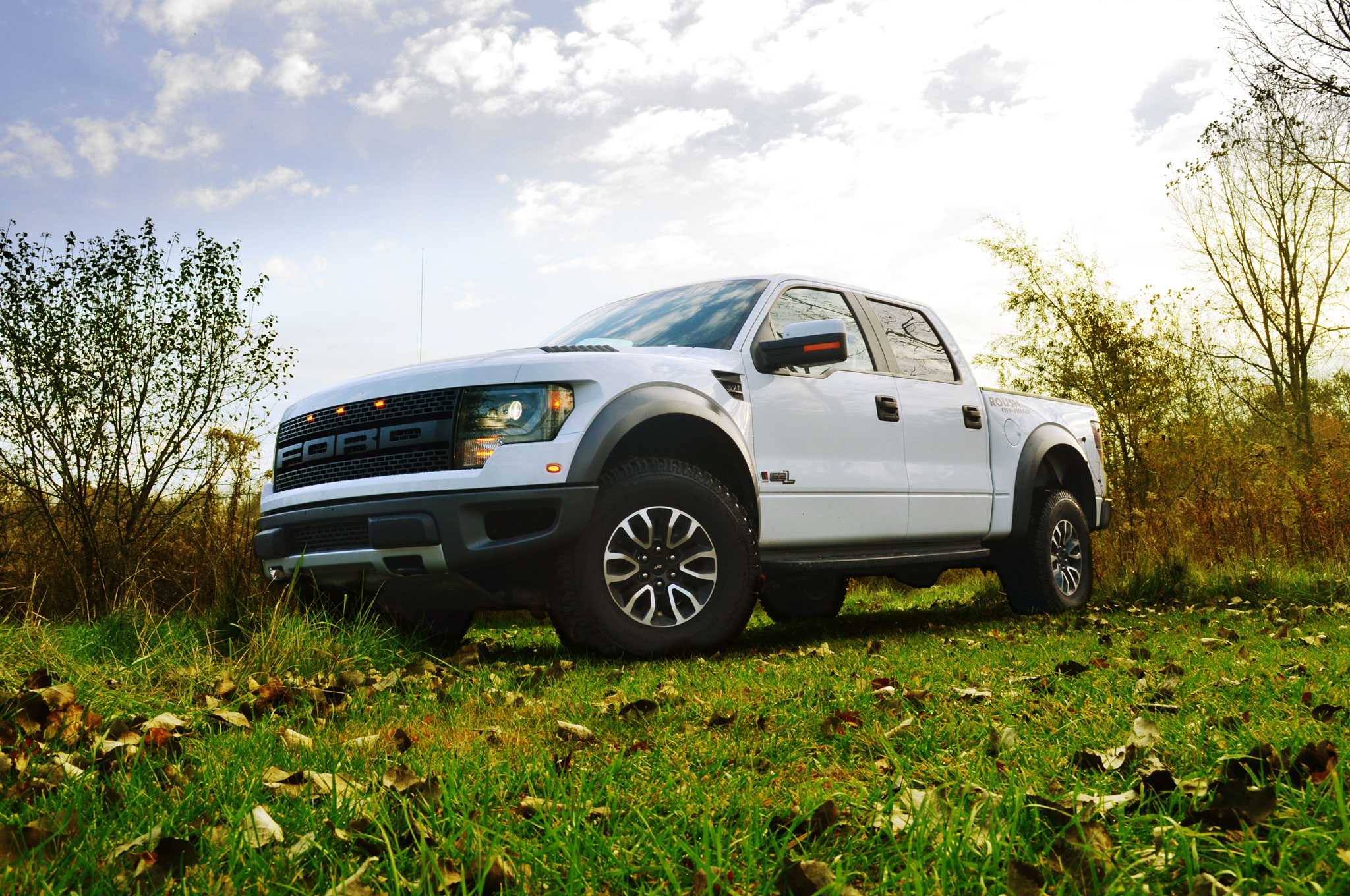 2014 Roush Ford F-150 SVT Raptor: Around the Block