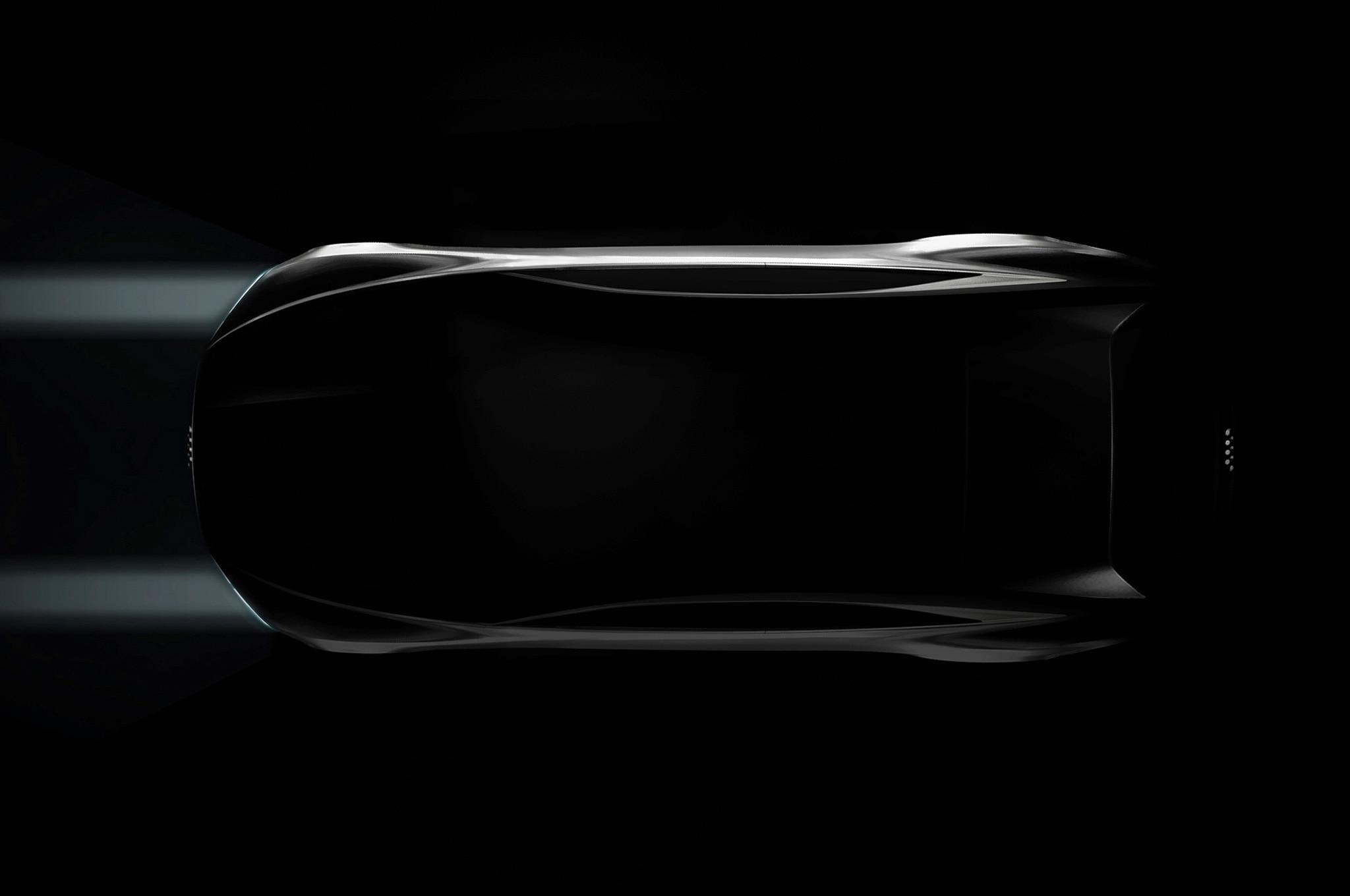 Audi 2014 LA Auto Show Concept Top View