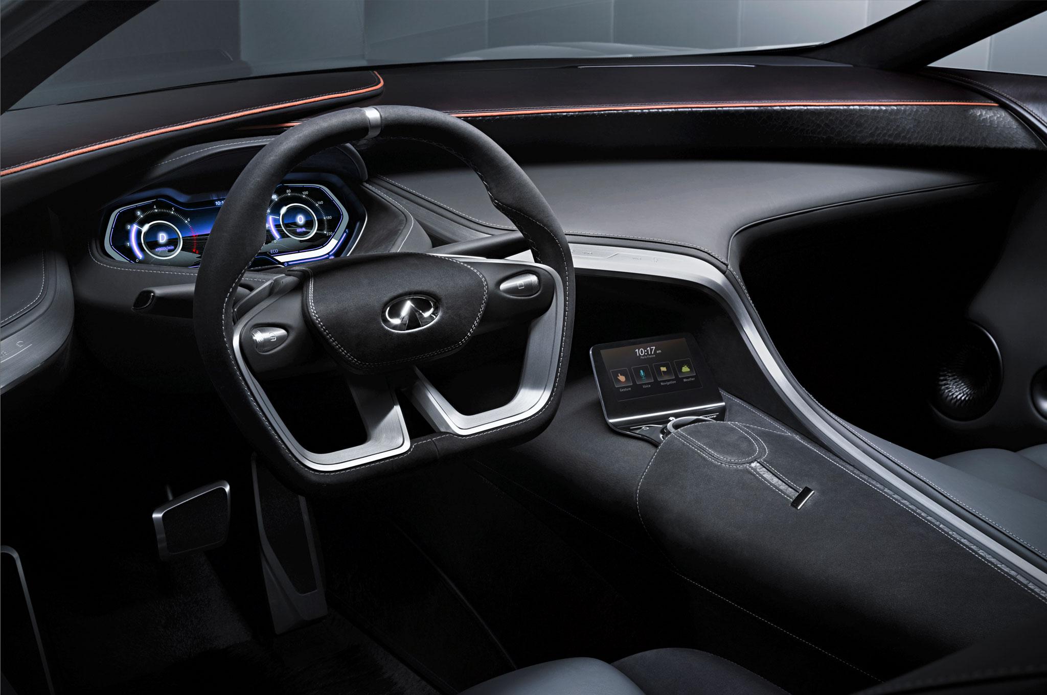 2019 New and Future Cars: Infiniti Q80   Automobile Magazine