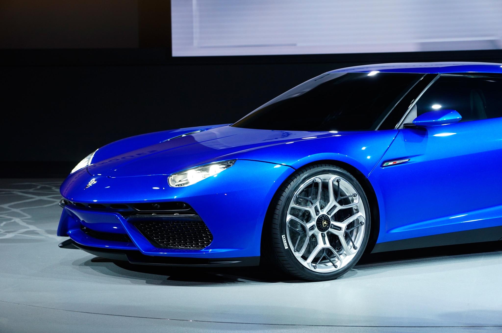 Lamborghini Asterion Concept Hybrid Brings 900 HP To Paris