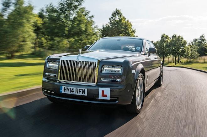 Rolls Royce Chauffeur Training Program 1