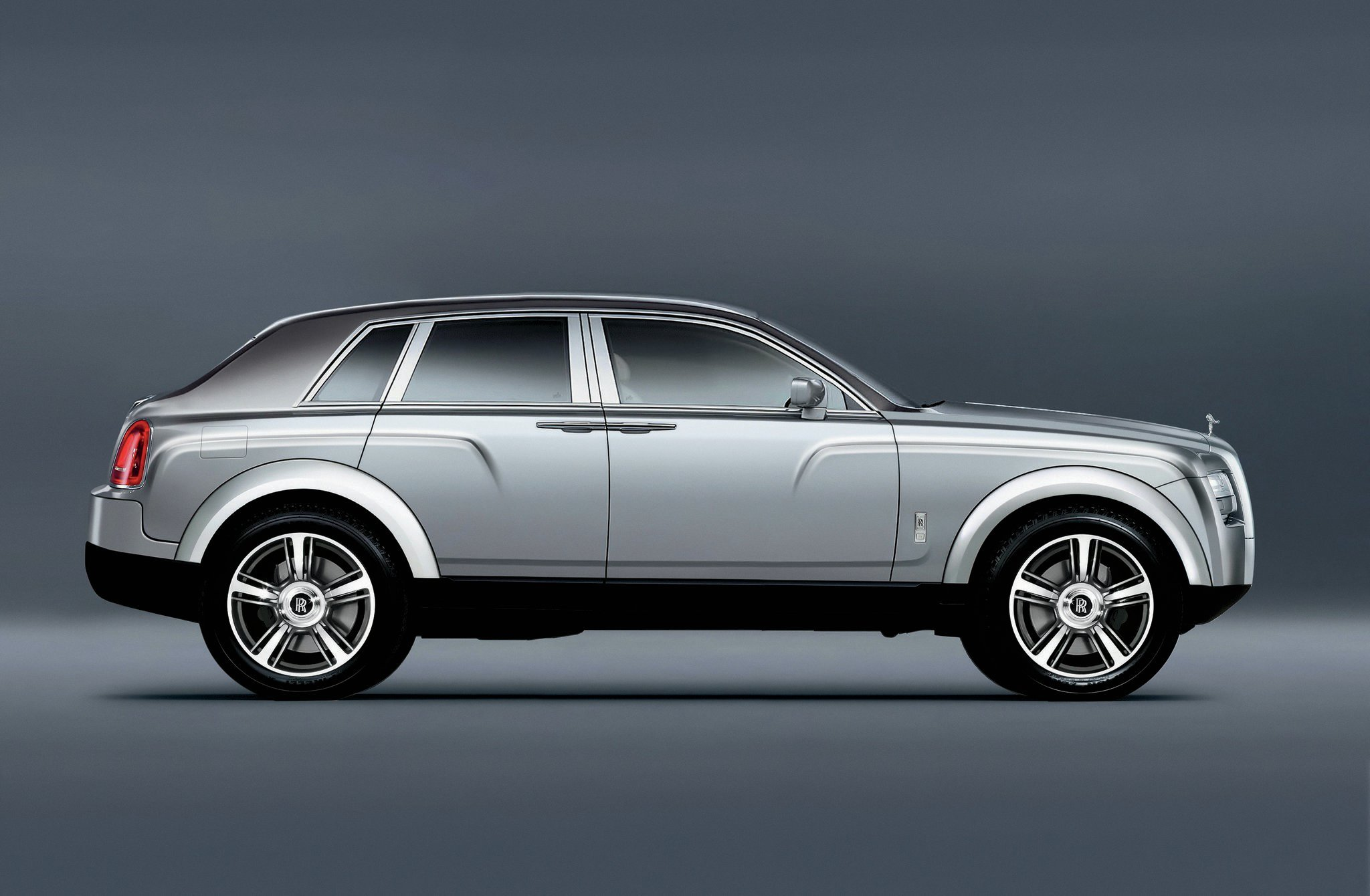Rolls Royce Suv Sneak Preview Profile