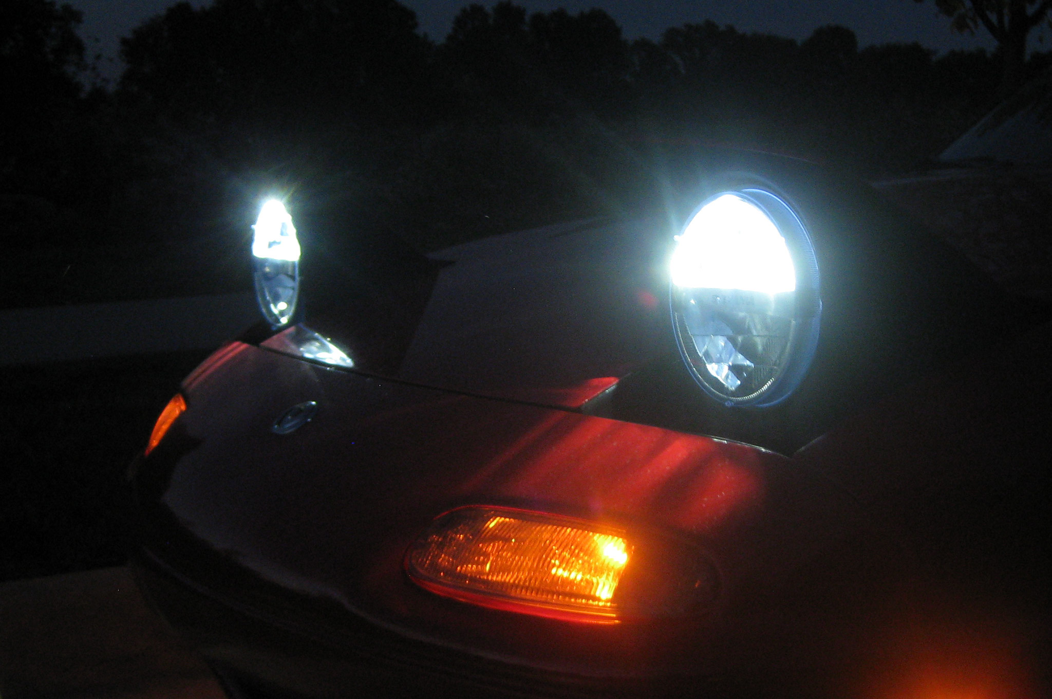 Gear Testing Sylvania S Zevo Led Headlights