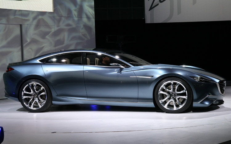 Report Mazda 6 Coupe In The Works