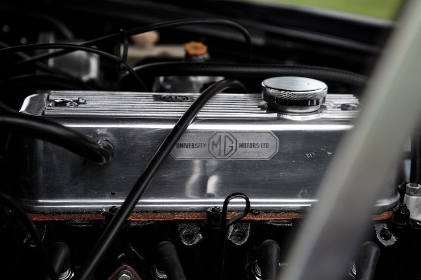 Collectible Classic: 1975-1980 MGB