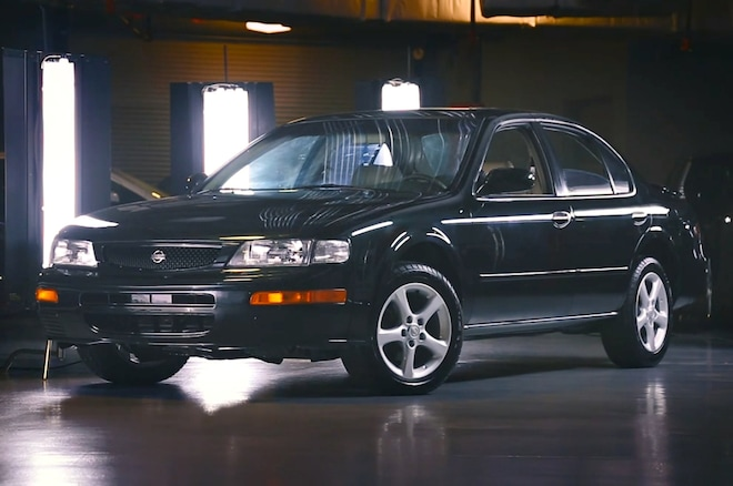 Nissan Restores 1996 Maxima Featured in Craigslist Video Ad