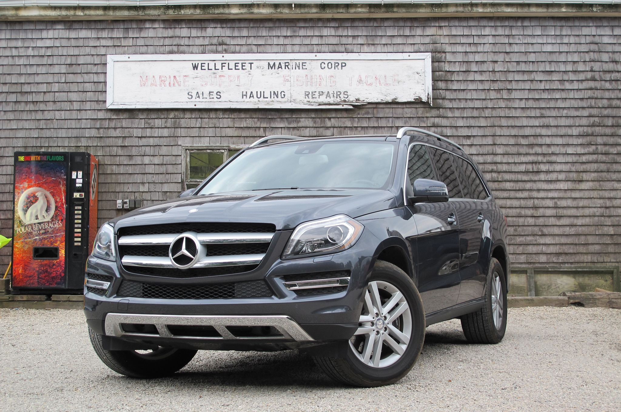 2013-Mercedes-Benz-GL450-front-left-side-view-03.JPG Interesting Info About 2013 Mercedes Gl450 for Sale