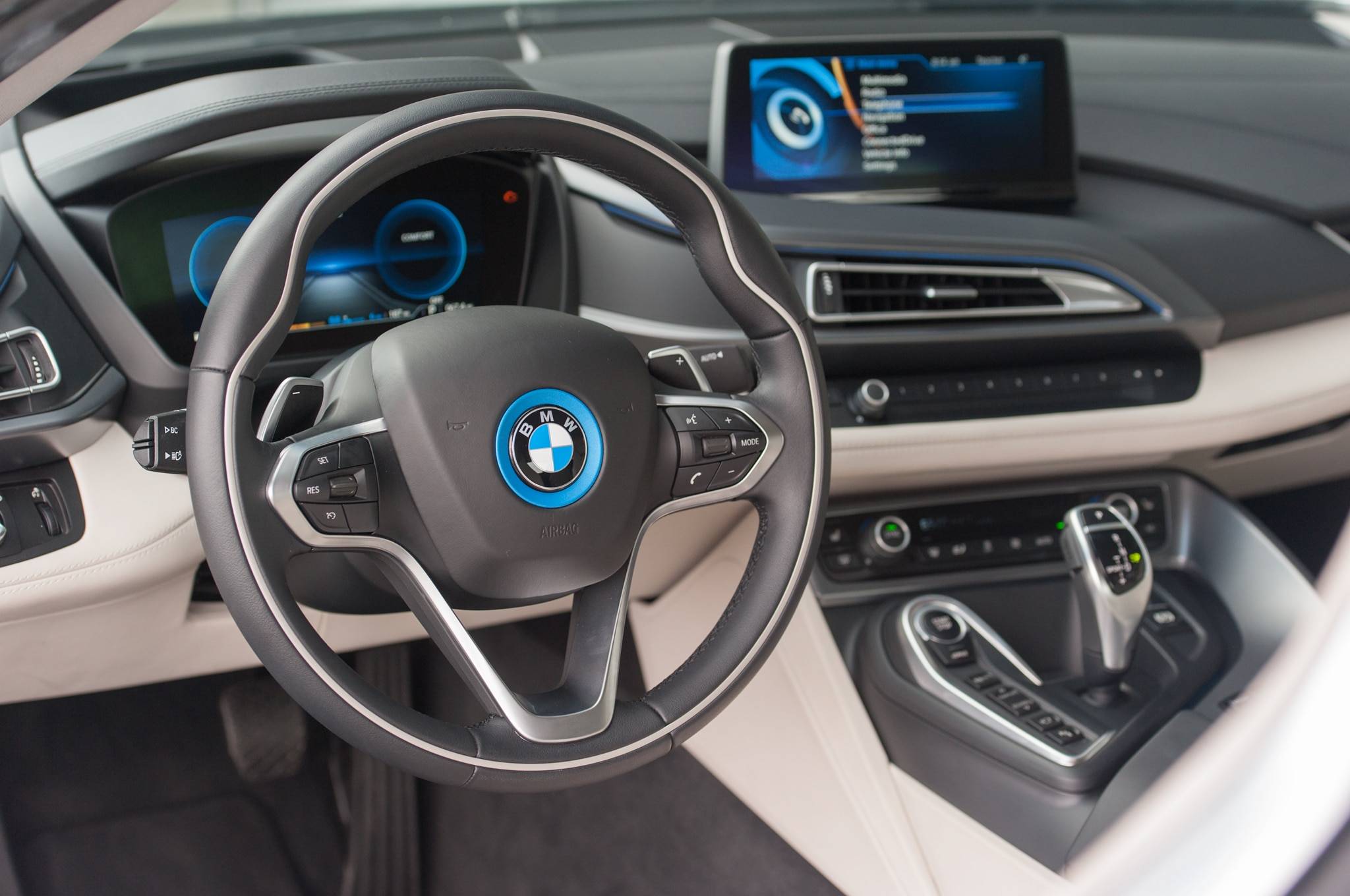 Bmw I8 2015 Automobile All Star Automobile Magazine
