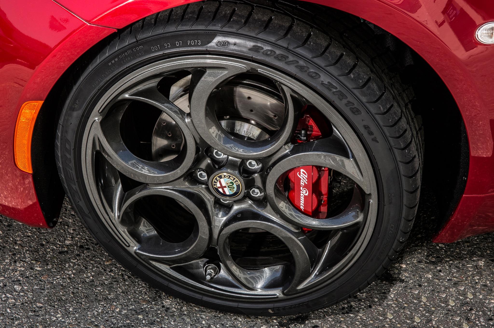 Alfa Romeo 4c 2015 Automobile All Star Automobile Magazine