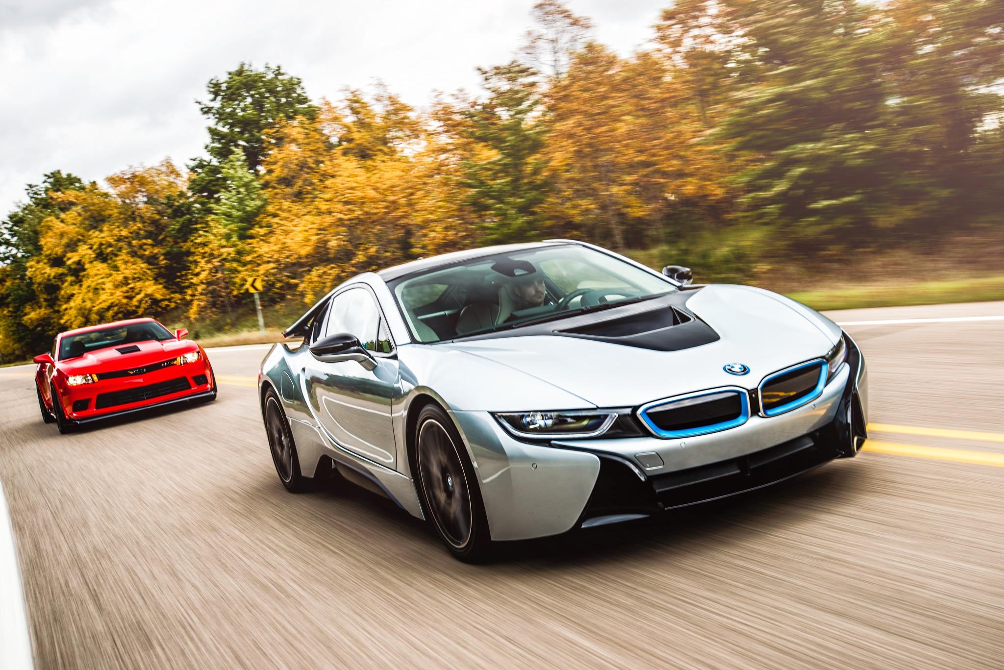 BMW i8: 2015 AUTOMOBILE All-Star | Automobile Magazine