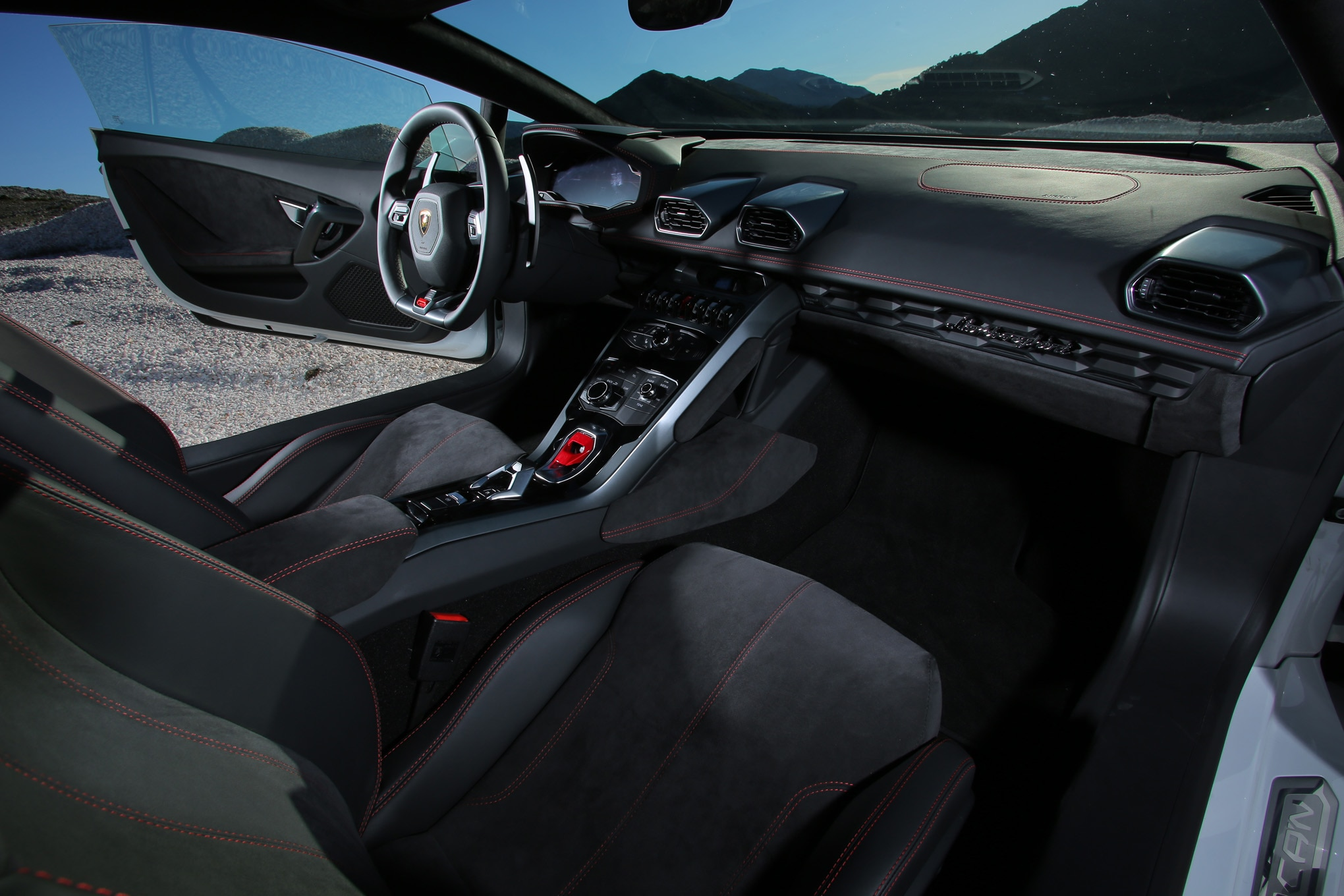 Lamborghini Huracan 2015 Automobile All Star Automobile Magazine